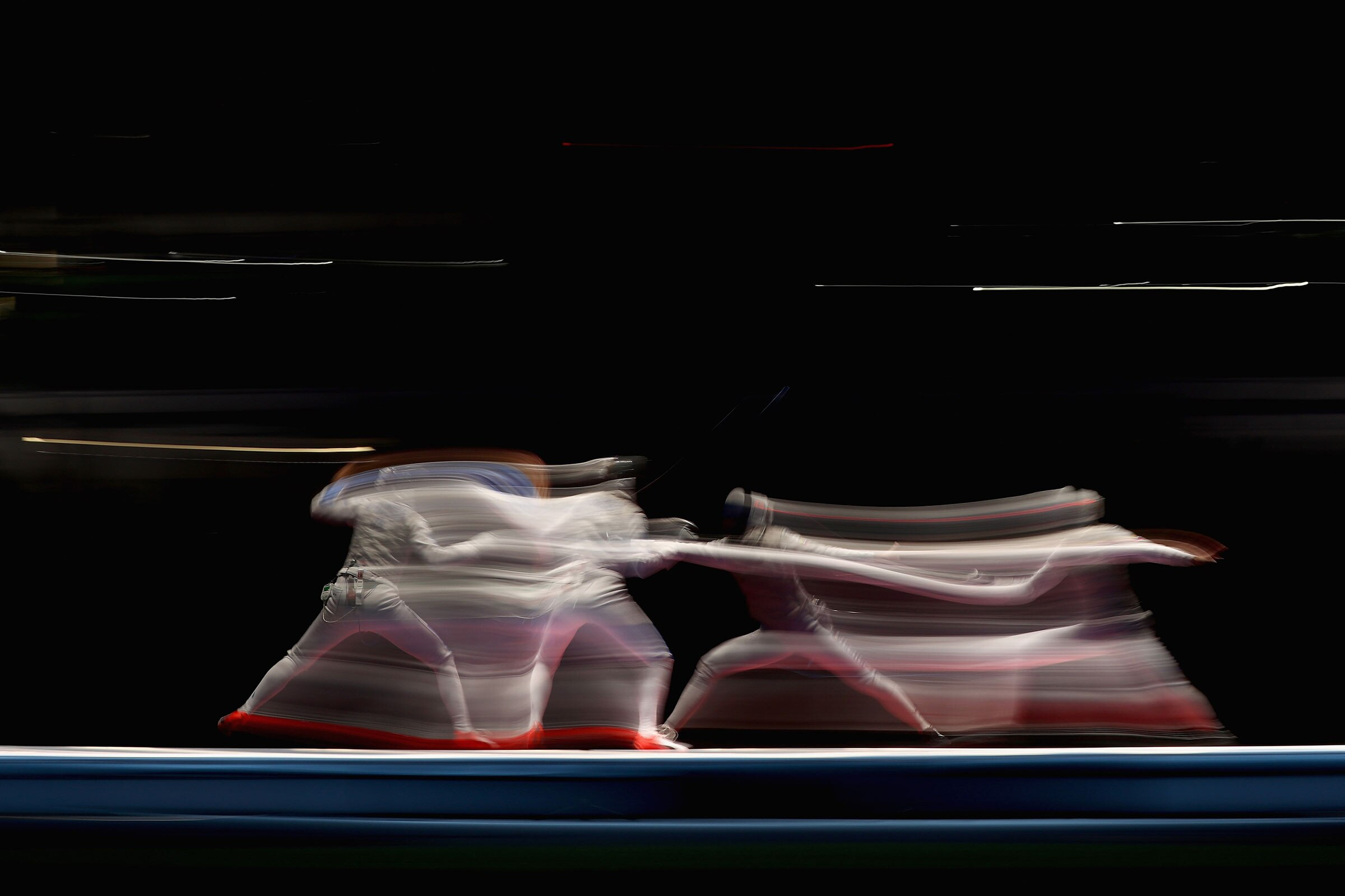 Fencing - Women's Foil Individual - Gold Medal