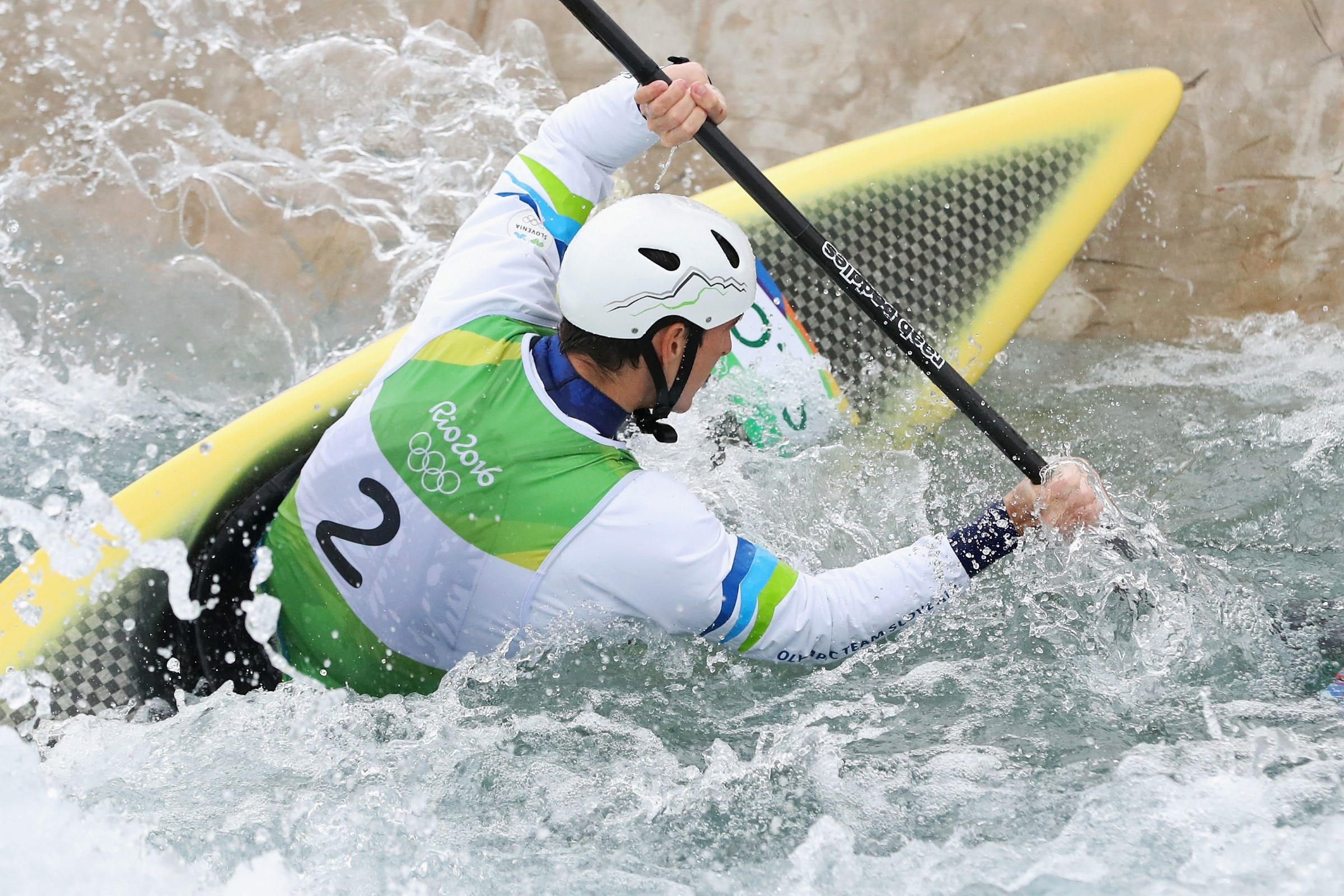 Canoe Slalom - K-1 Kayak Single Men