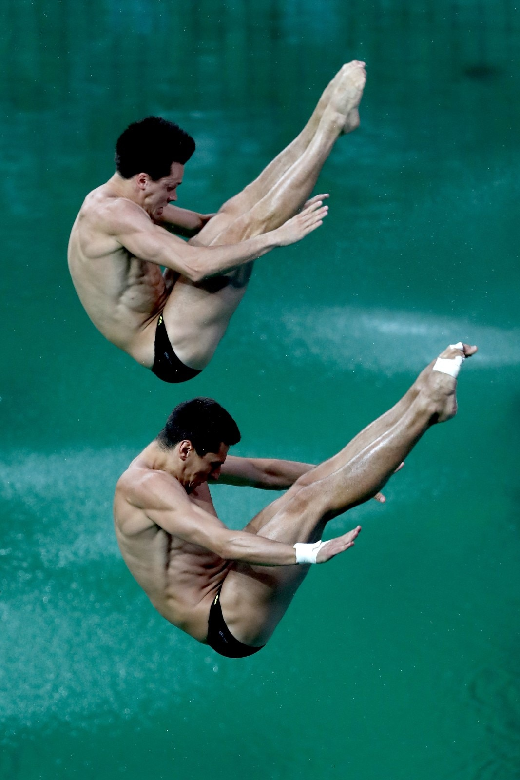 Diving - Men's Synchronised 3m Springboard