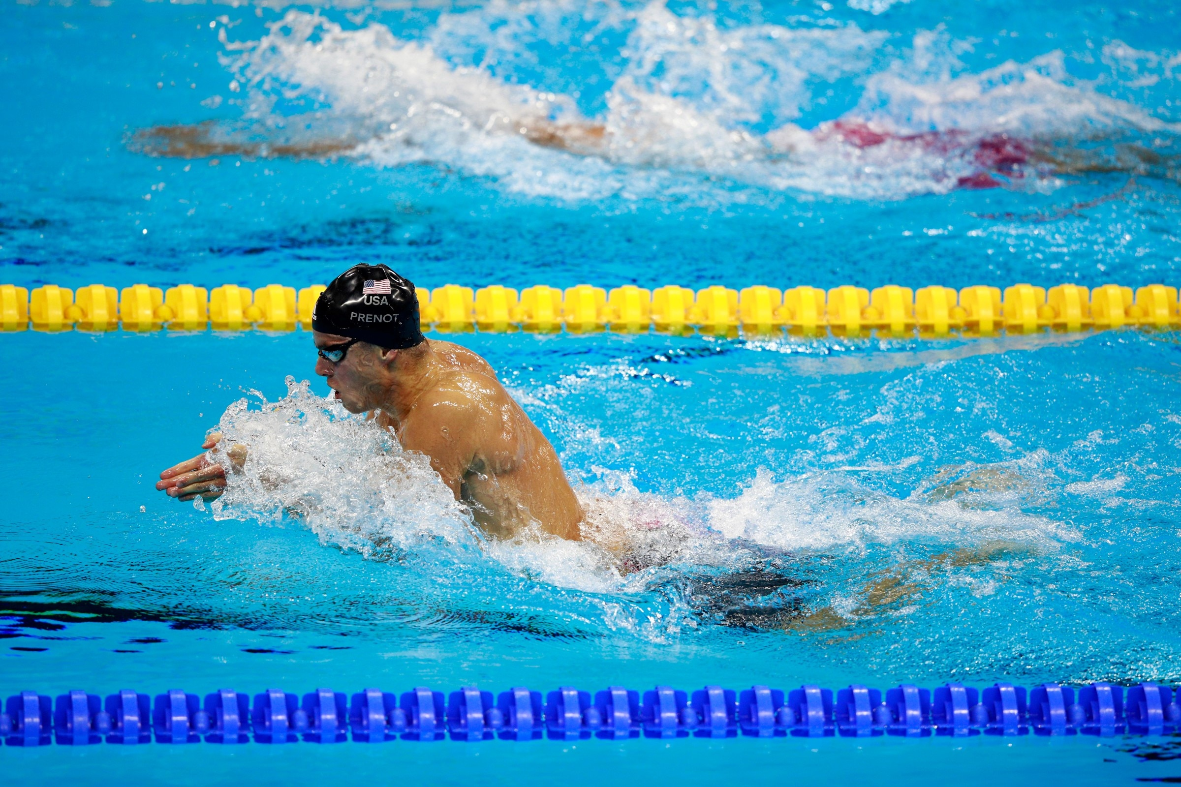 Swimming - Men's 200m Breaststroke