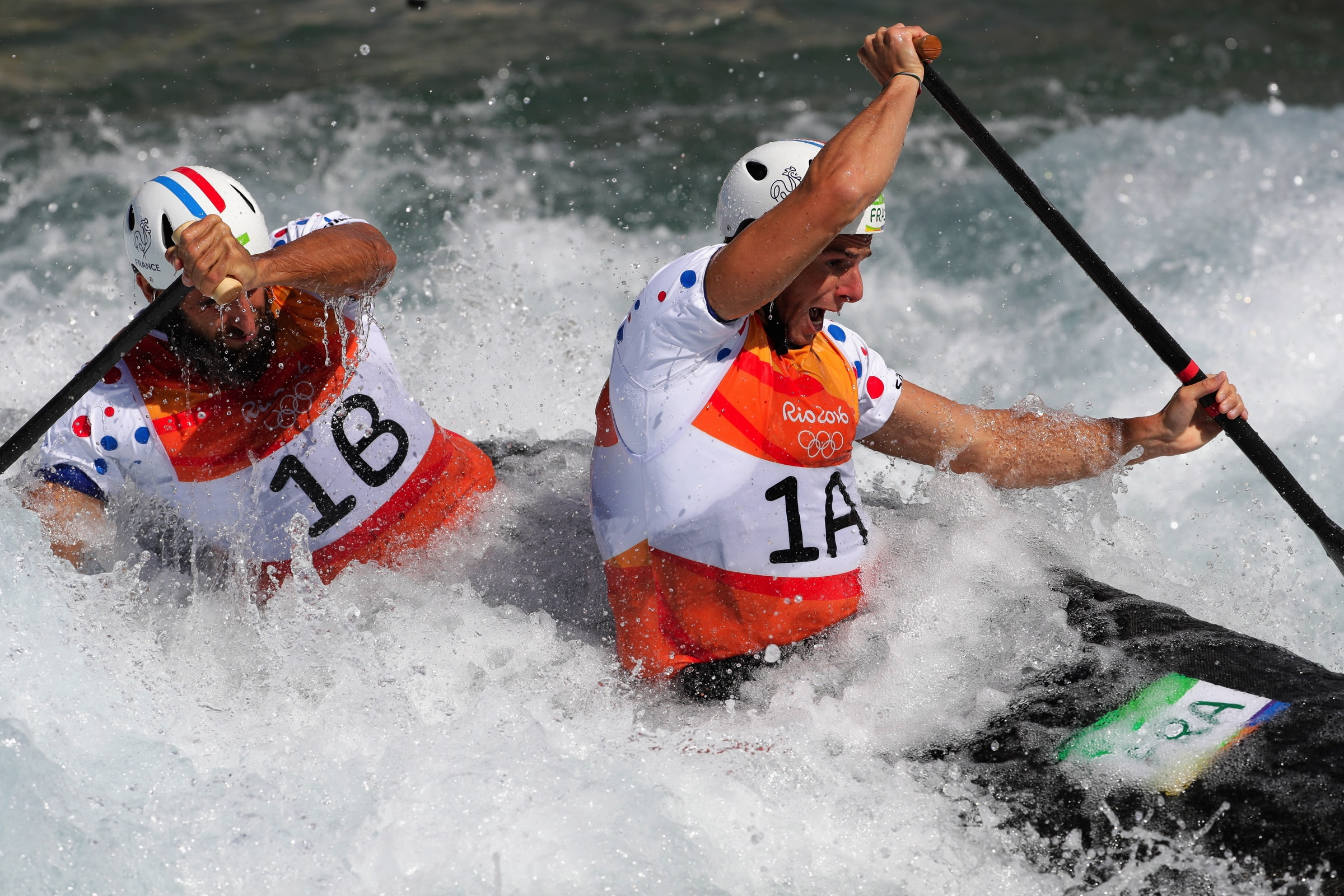 Canoe slalom - Canoe Double Men
