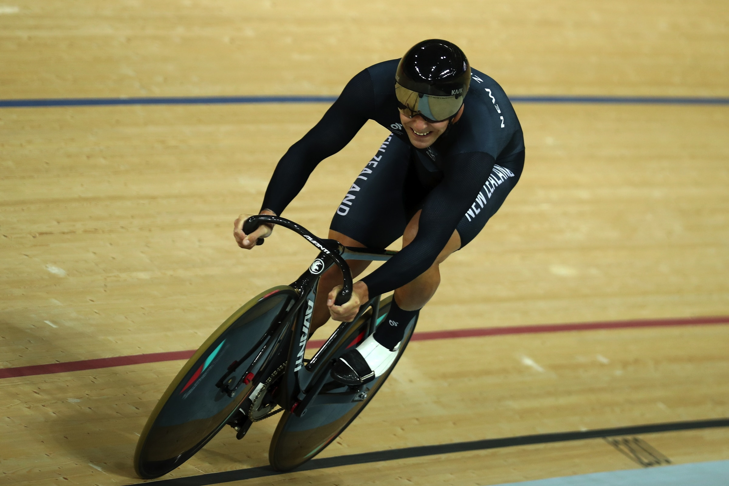 Cycling Track - Team Sprint Men