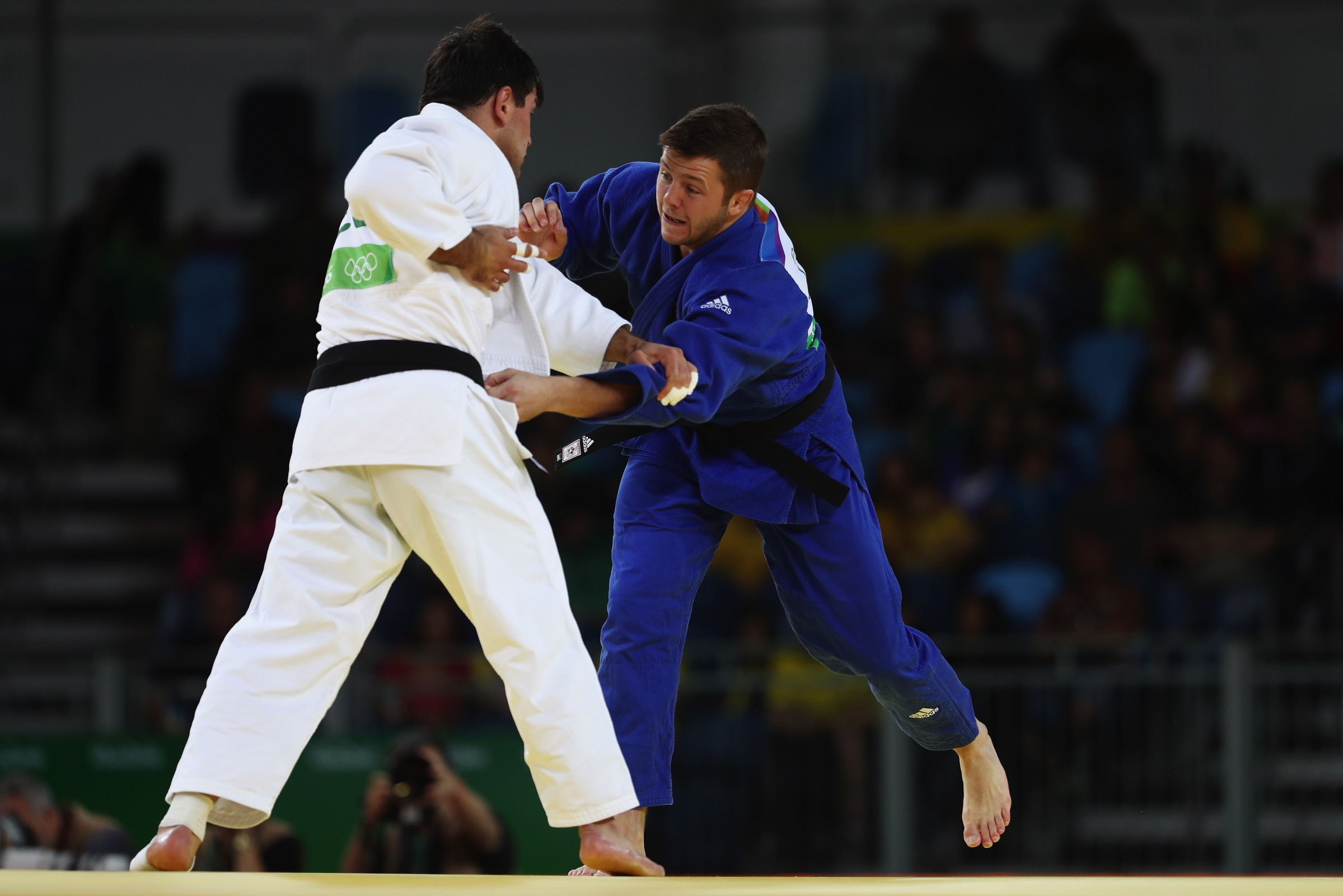 Judo - 90 - 100kg (half-heavyweight) Men