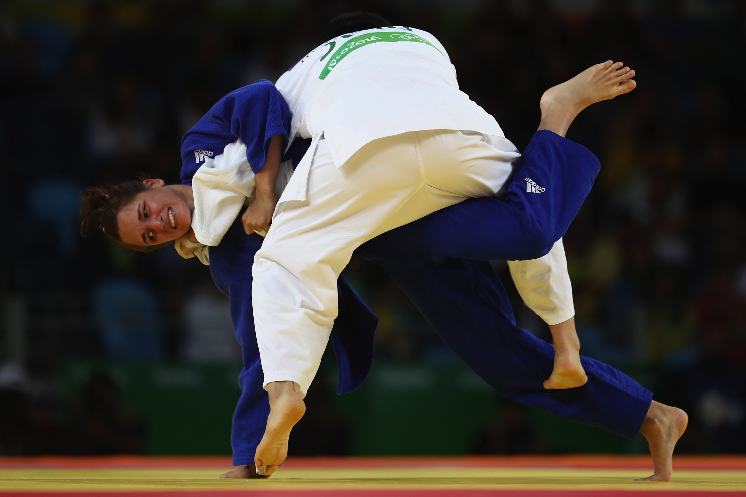 Judo - 70 - 78kg (half-heavyweight) Women
