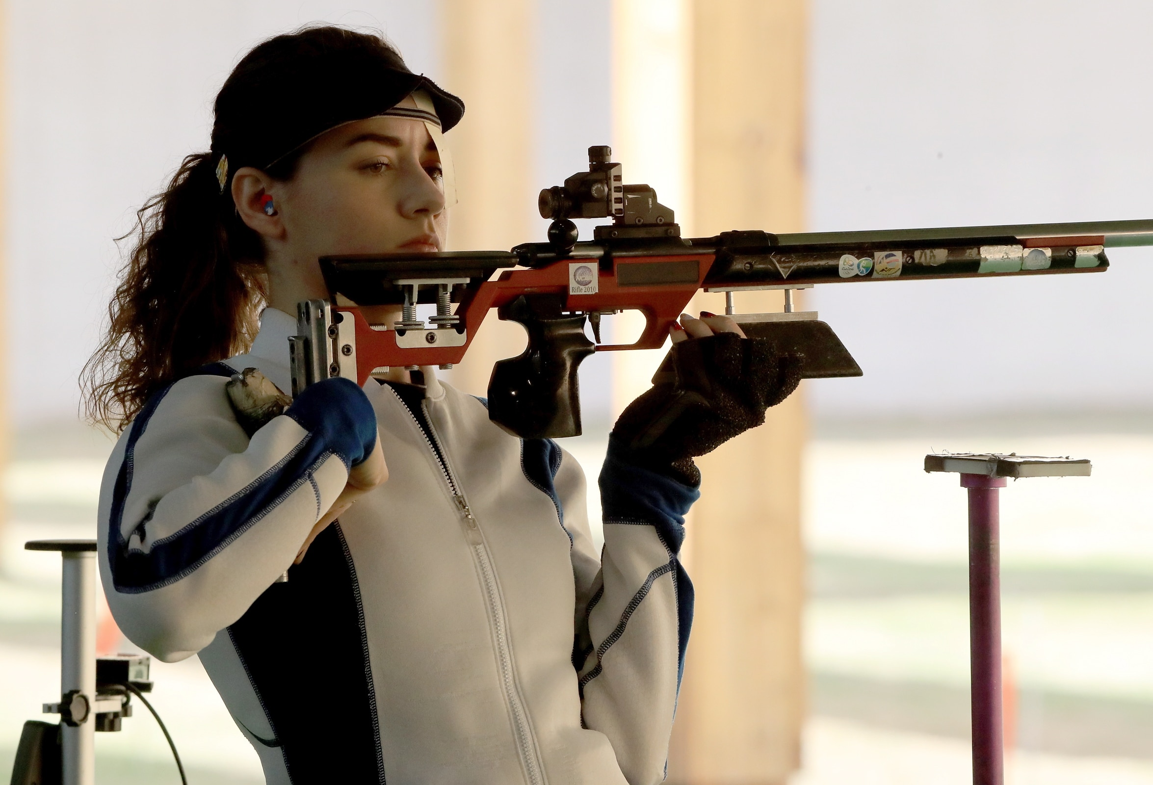 Shooting - Rifle 50m 3 positions Women