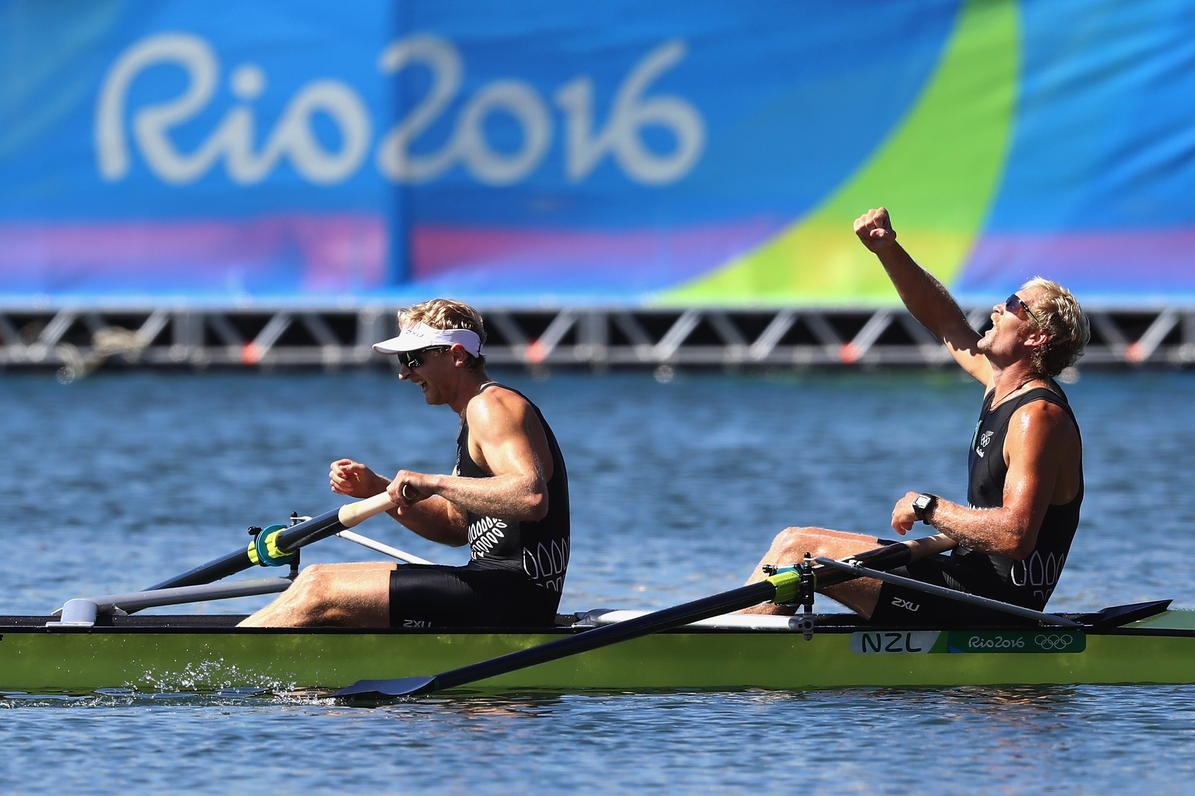 Rowing - Men's Pair