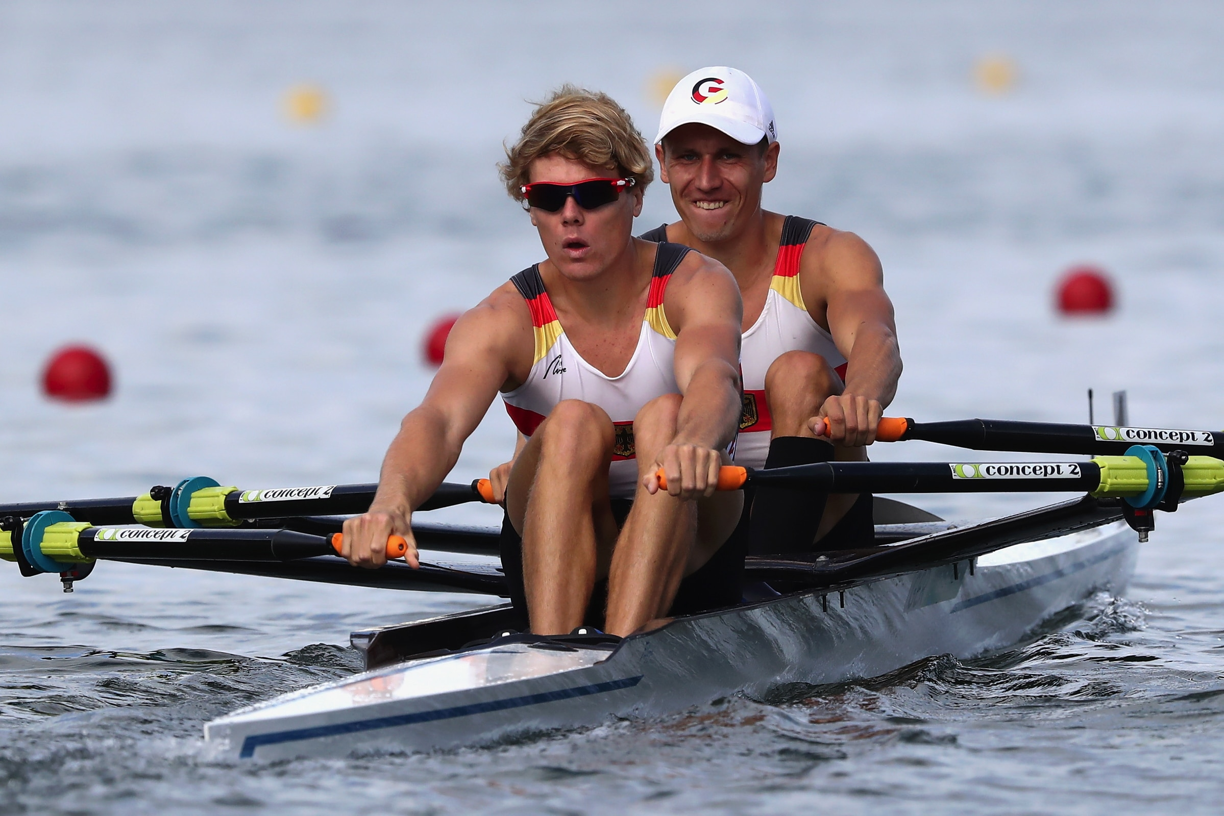 Rowing - Men's Double Sculls