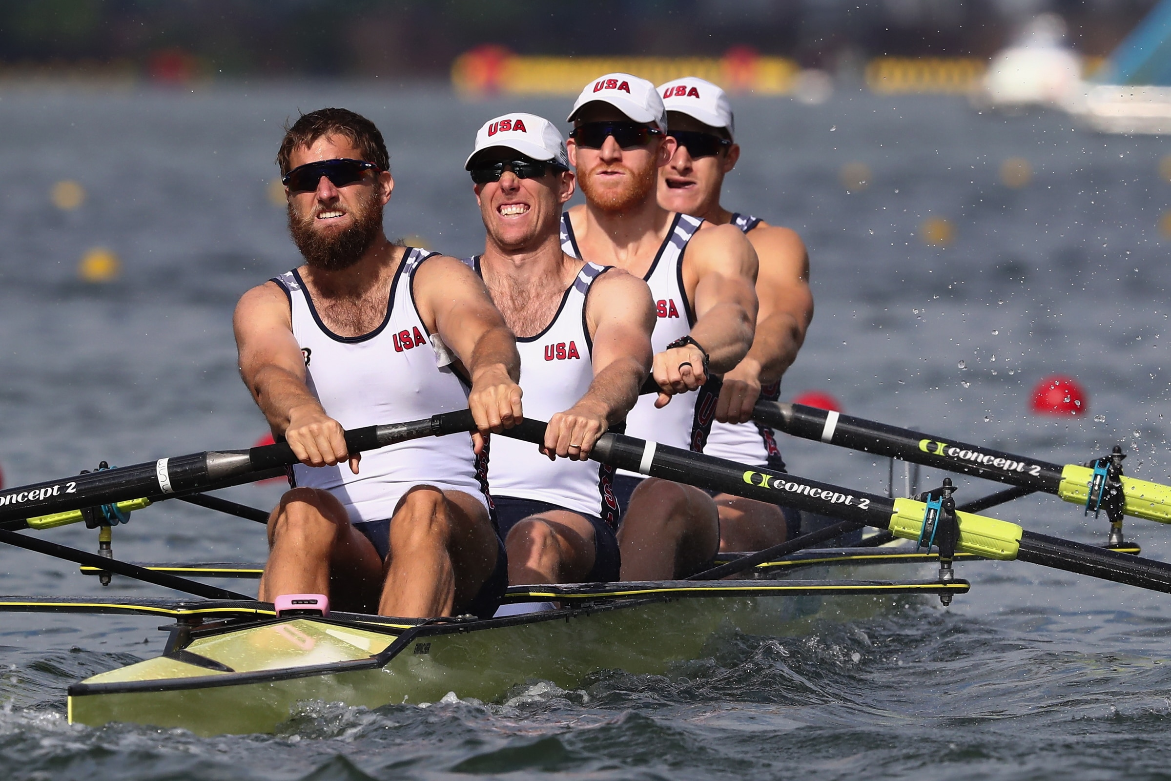 Rowing - Men's Four