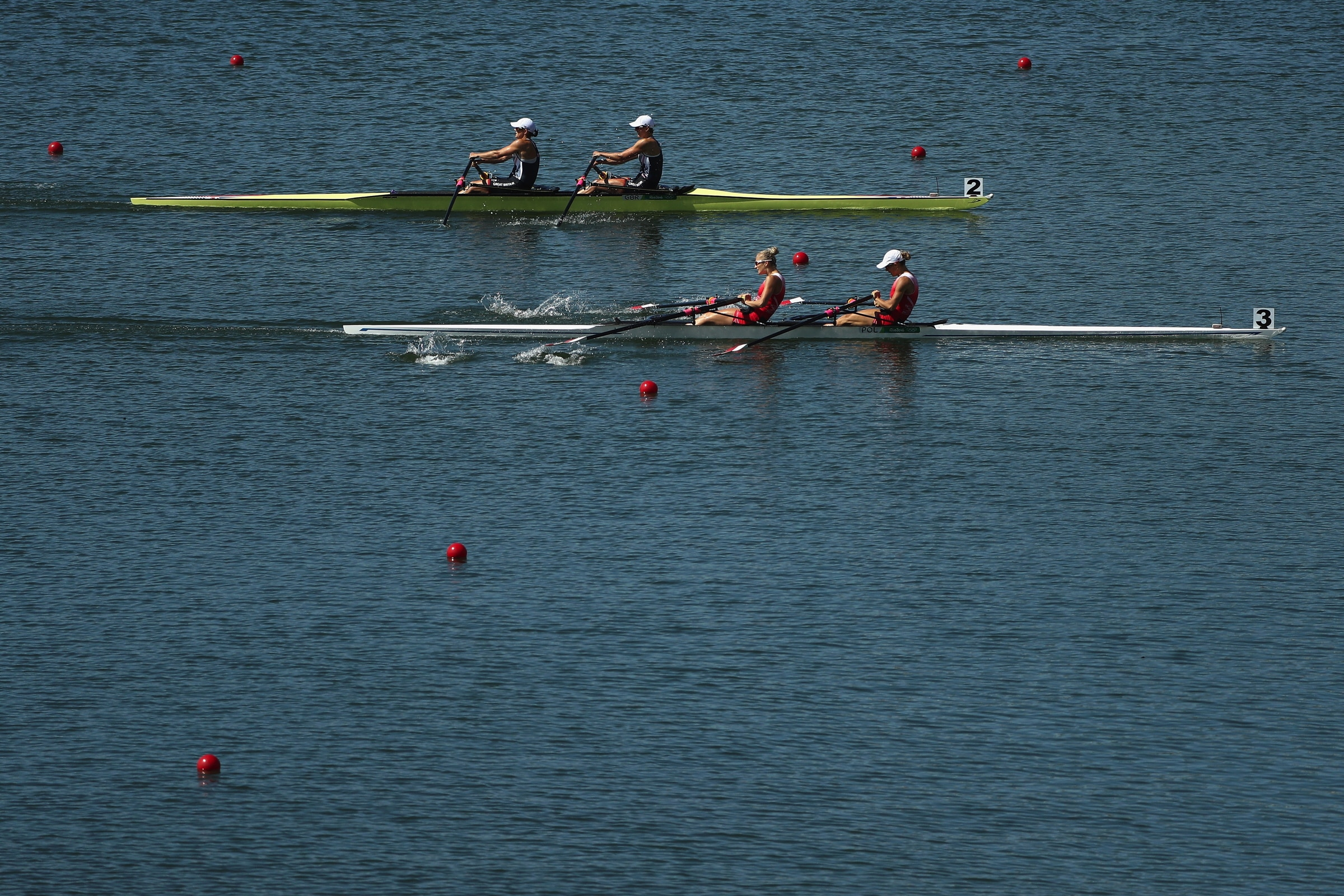 Rowing - Women's Double Sculls