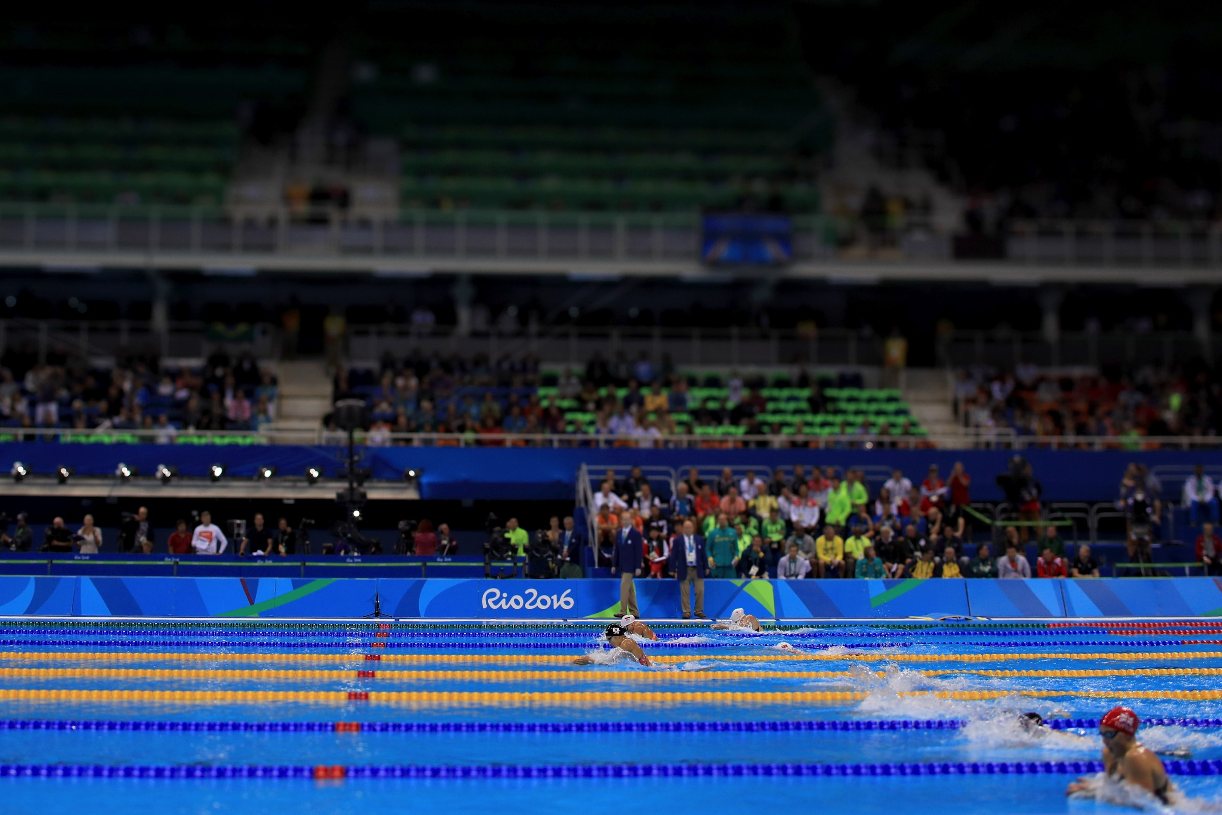 Swimming - Women's 200m Breastroke FInal