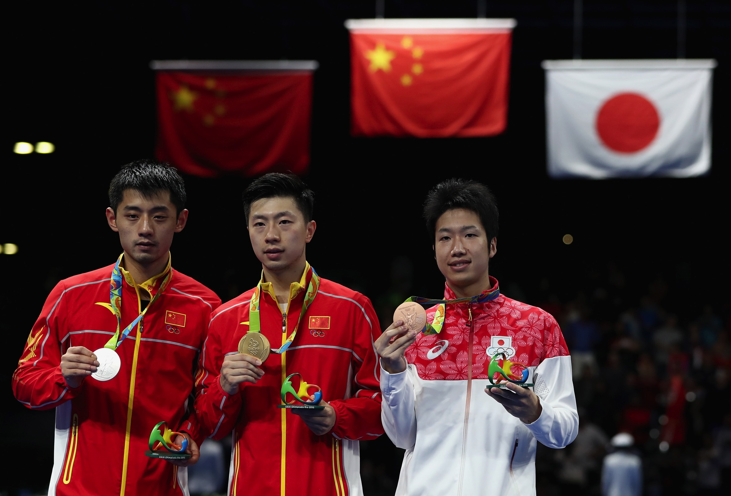 Table Tennis - Men's Singles
