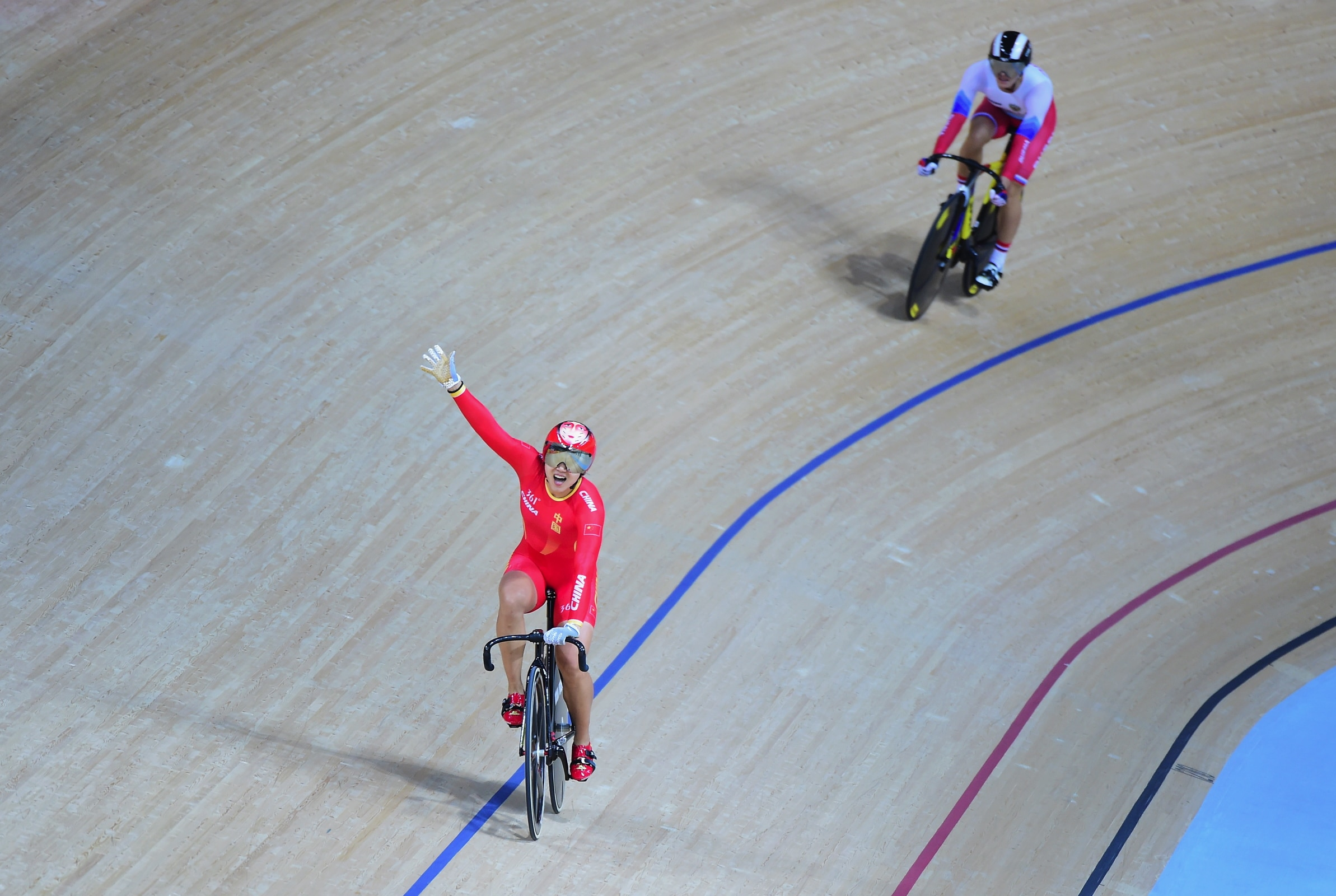 Cycling Track - Women's Team Sprint