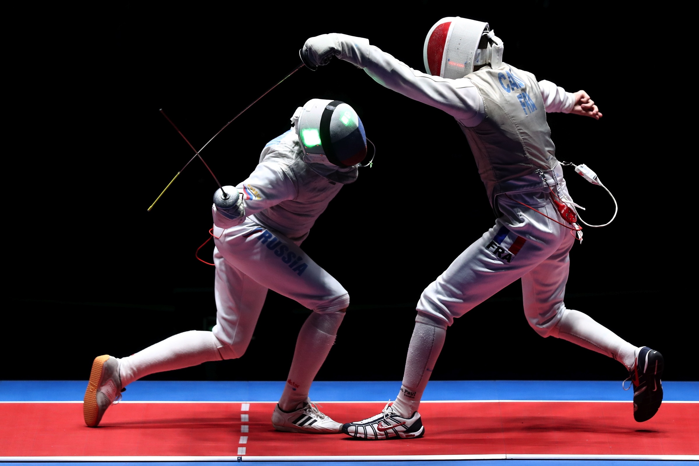 Fencing - Men's Team Foil