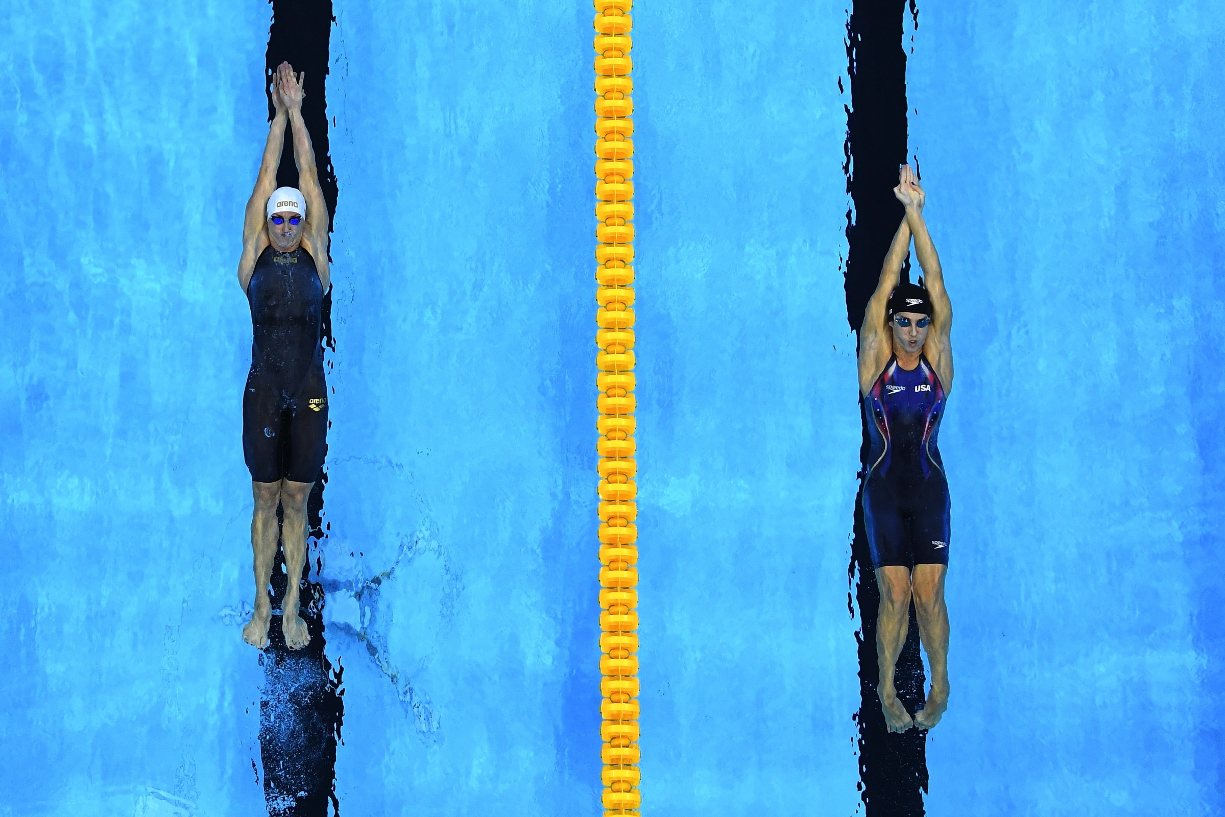 Swimming - 200m Backstroke Women