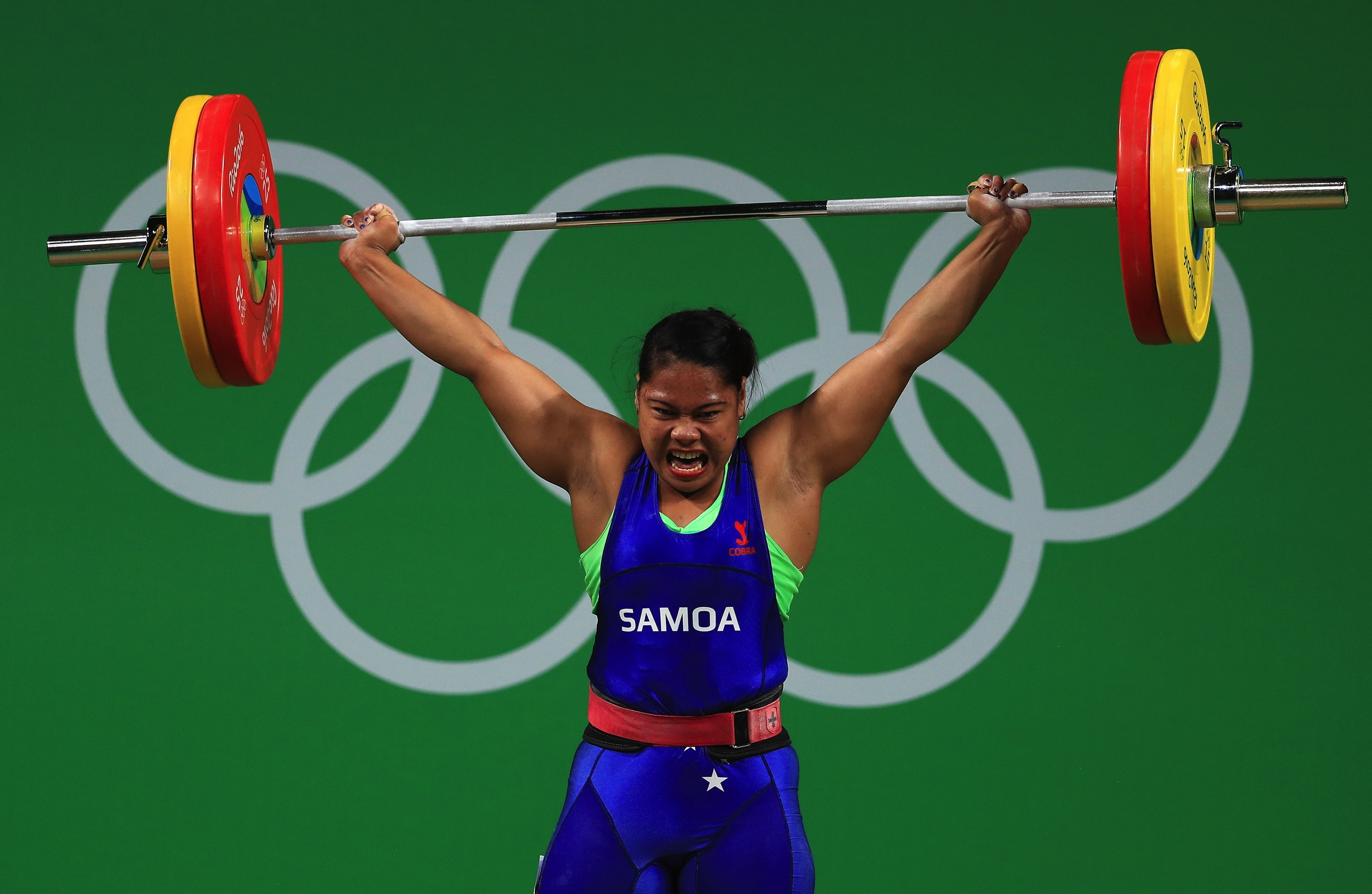 Weightlifting - Women's -75kg