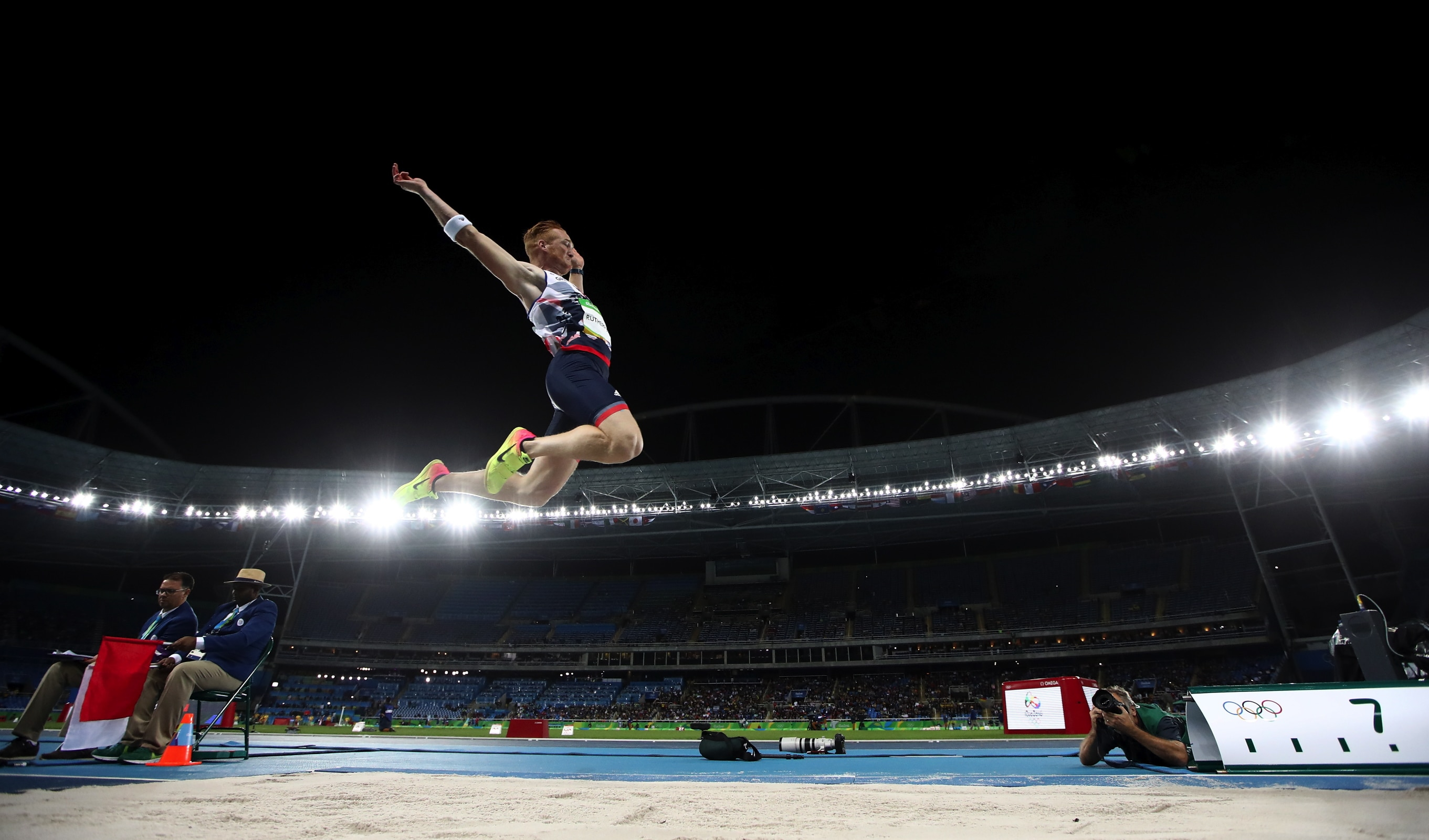 Athletics - Men's Long Jump