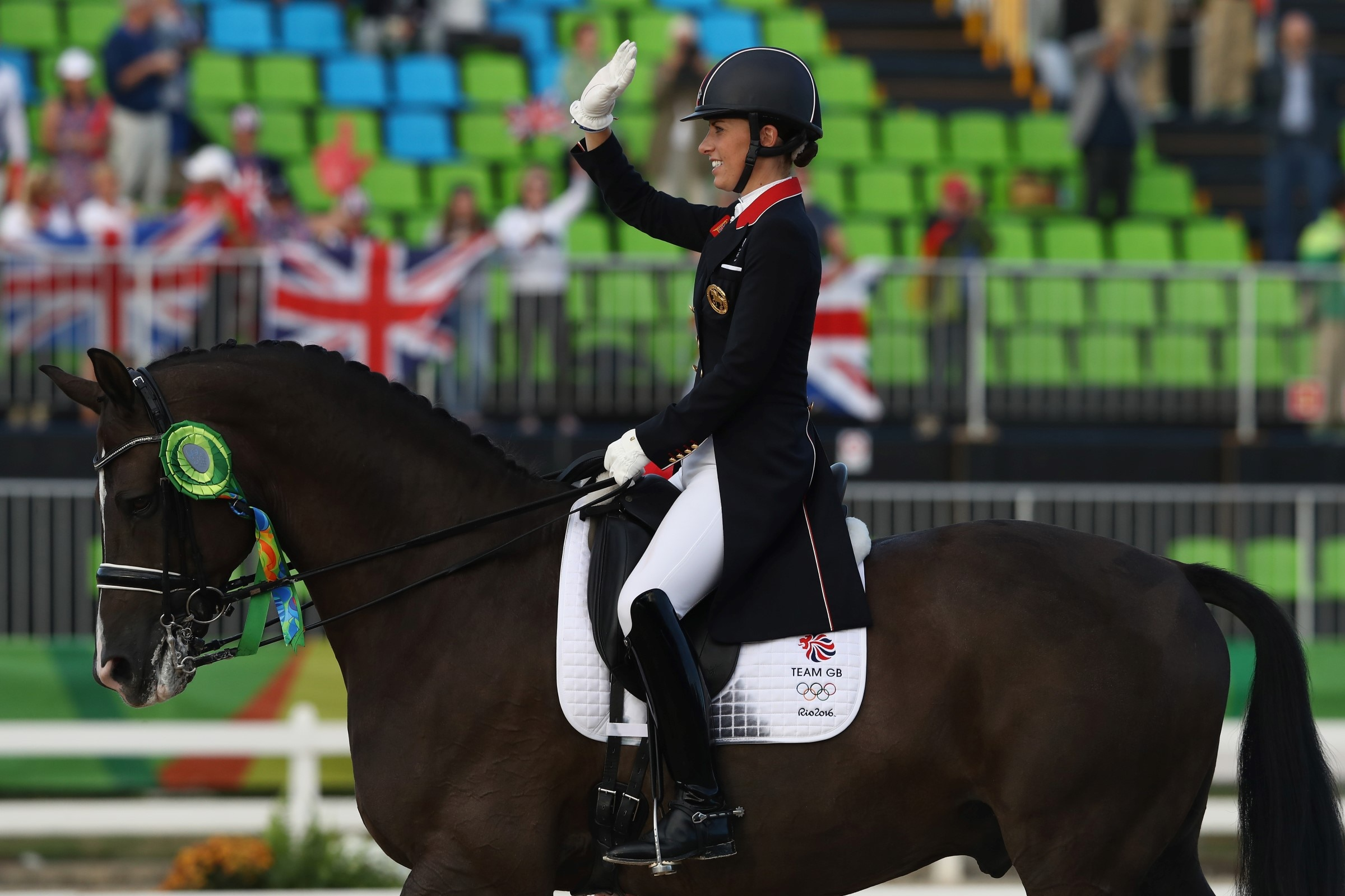 Equestrian's finest put on a spectacular show at Rio 2016 - Olympic News