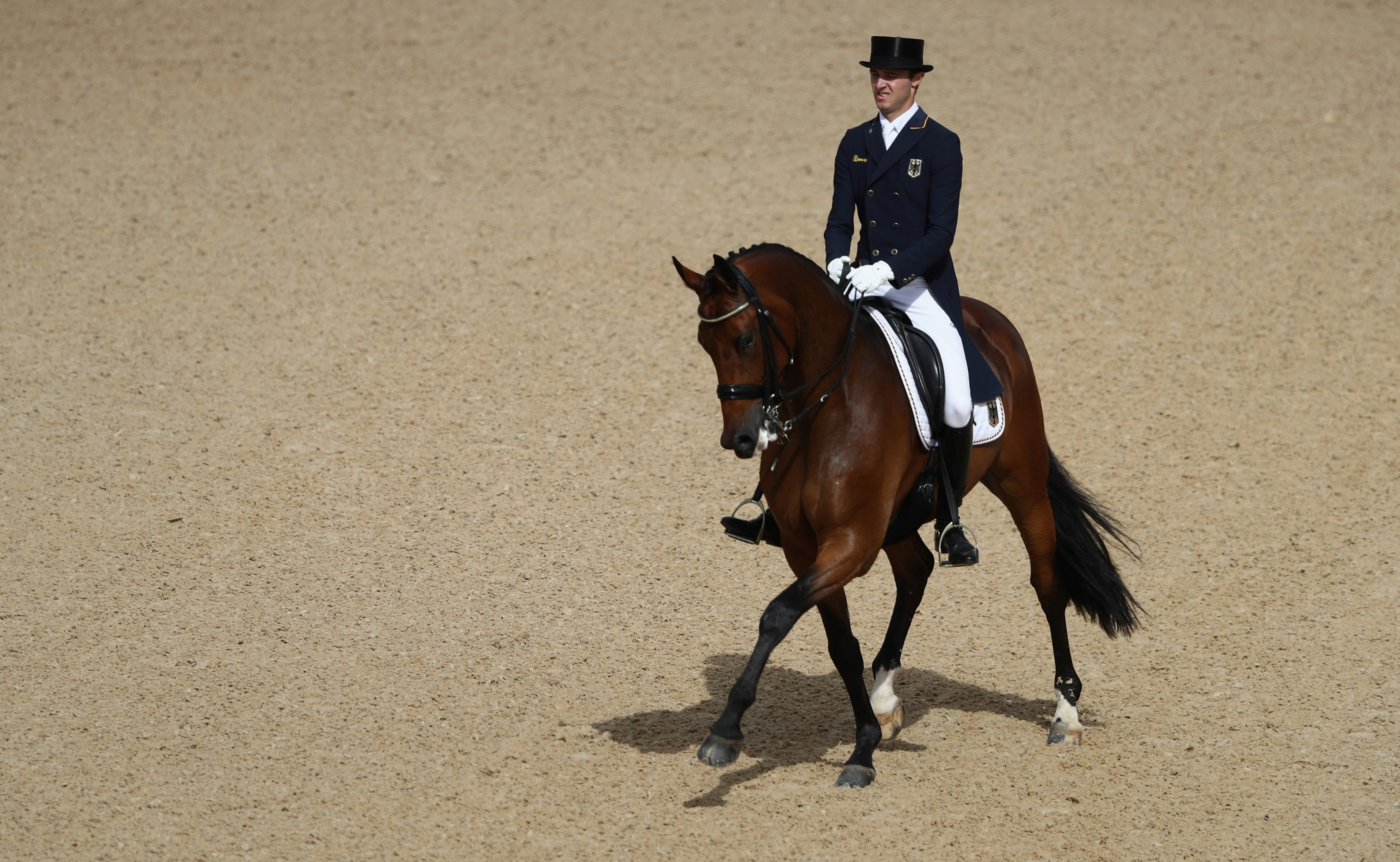 Team Mixed Olympic Equestrian Dressage