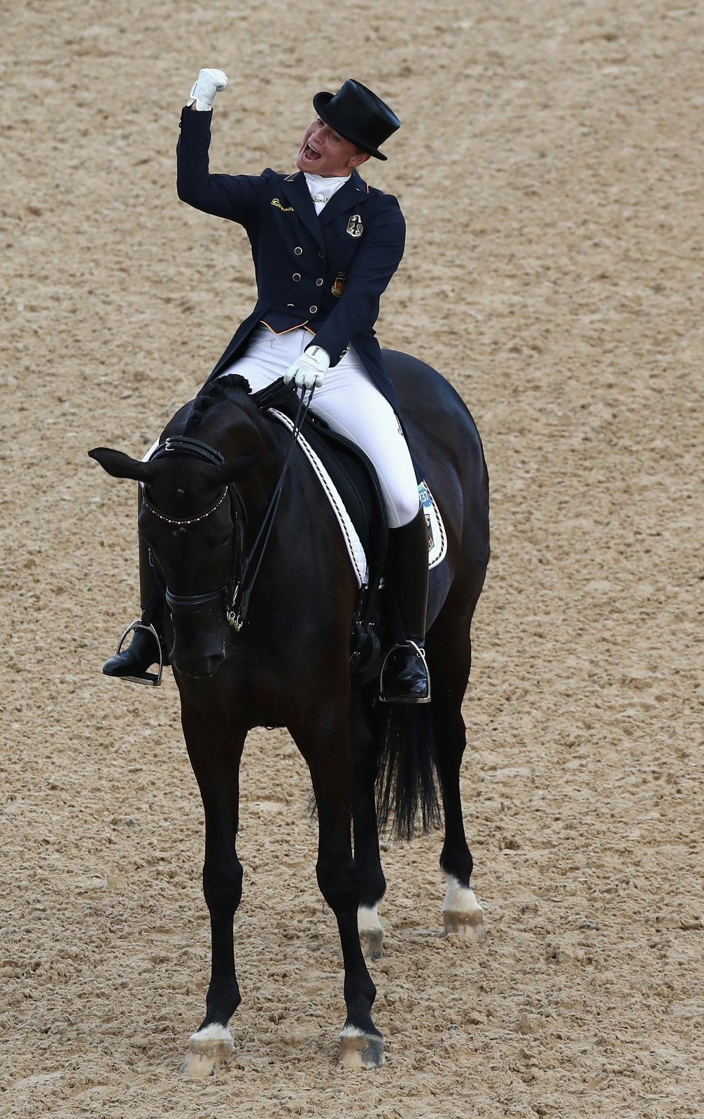 Equestrian Dressage - Team Mixed