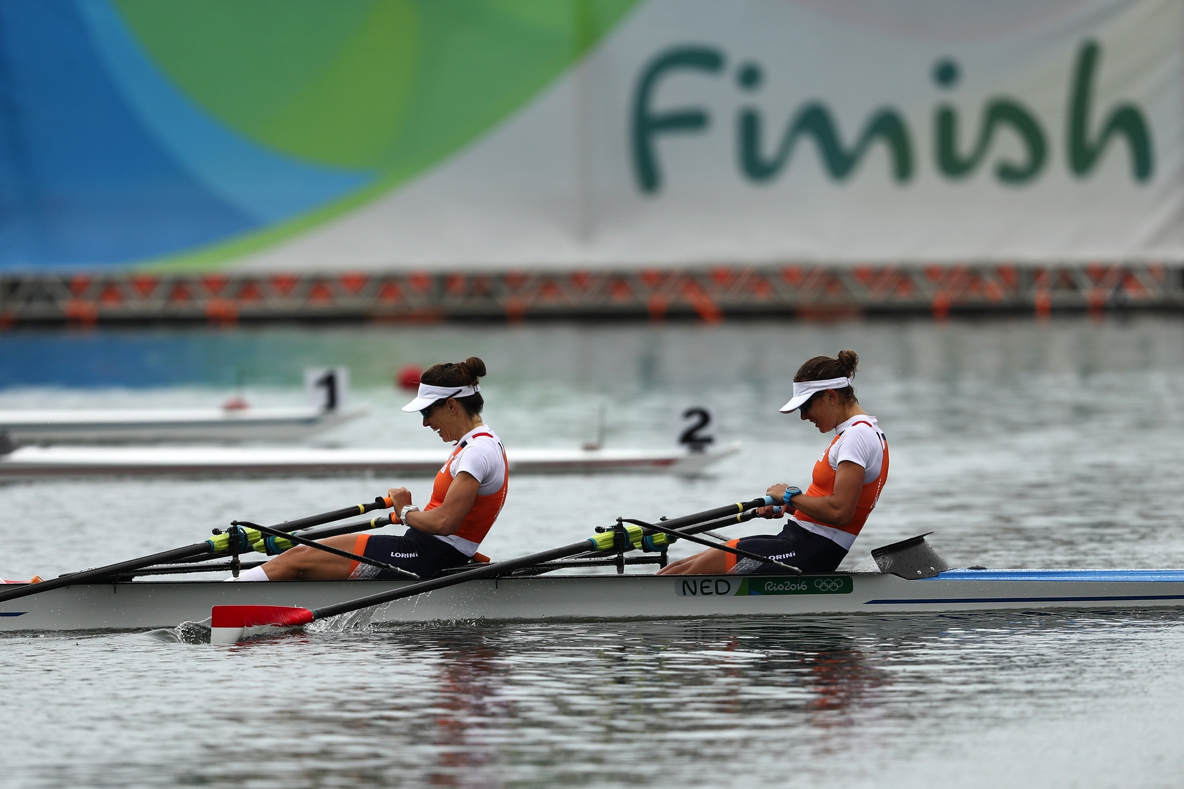 Rowing - Lightweight Women's Double Sculls
