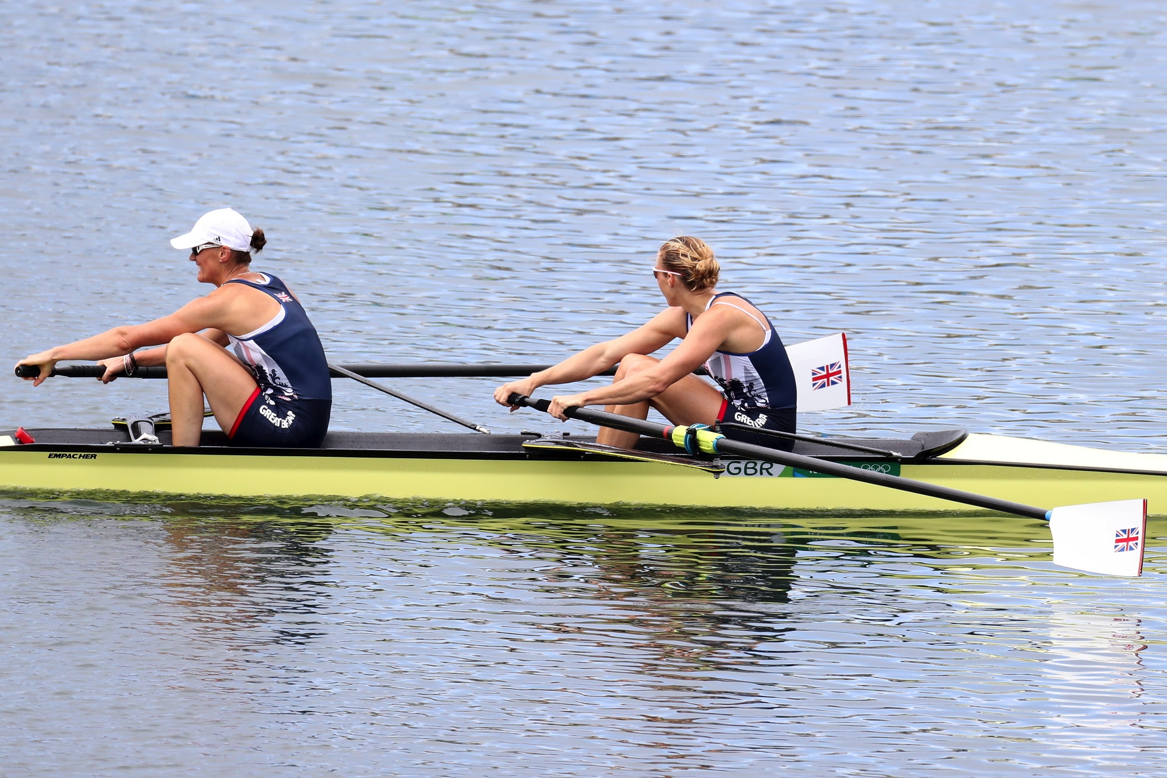 Rowing - Women's Pair