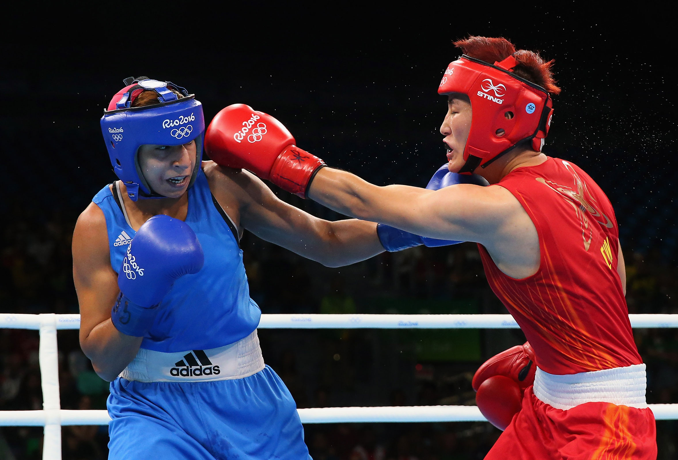 Boxing - 60kg Light weight Women