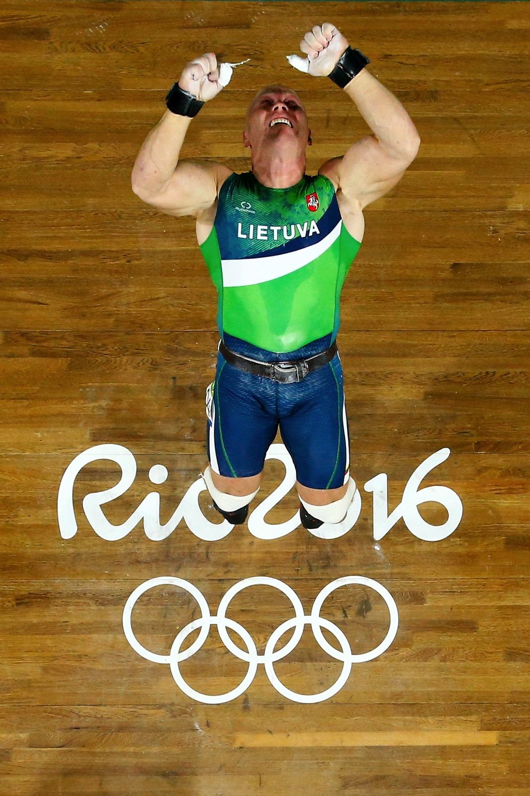 Weightlifting - 94kg Men