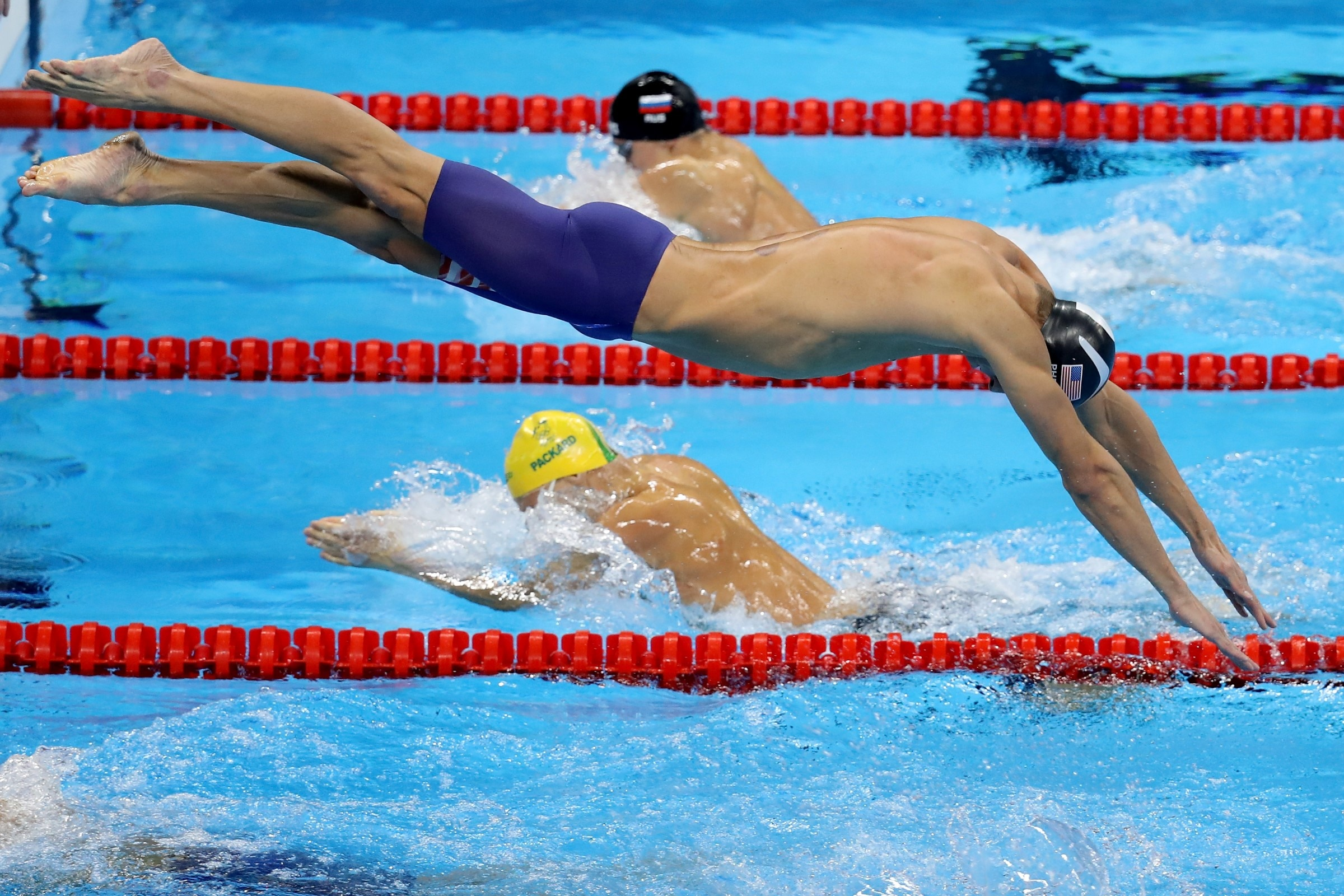 Swimming 4x100m medley relay men for Beijing swimming pool olympics