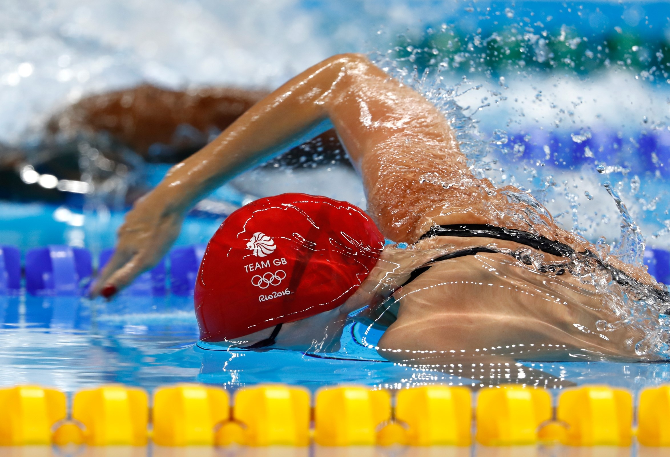Freestyle Swimming Olympics Images