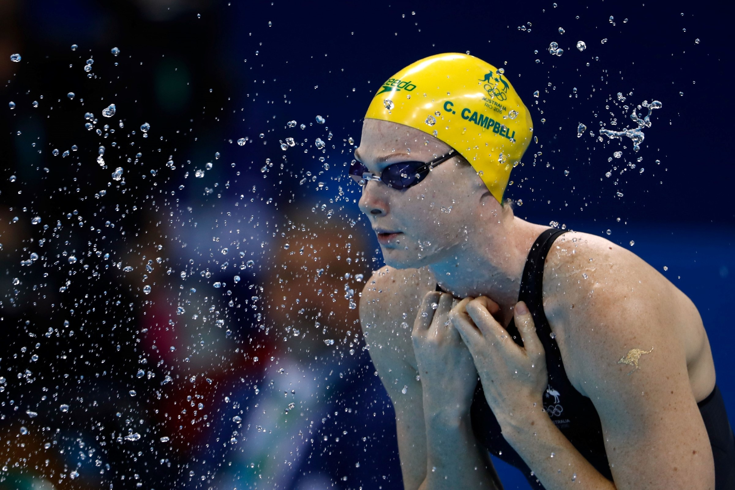 Swimming - 50m Freestyle Women