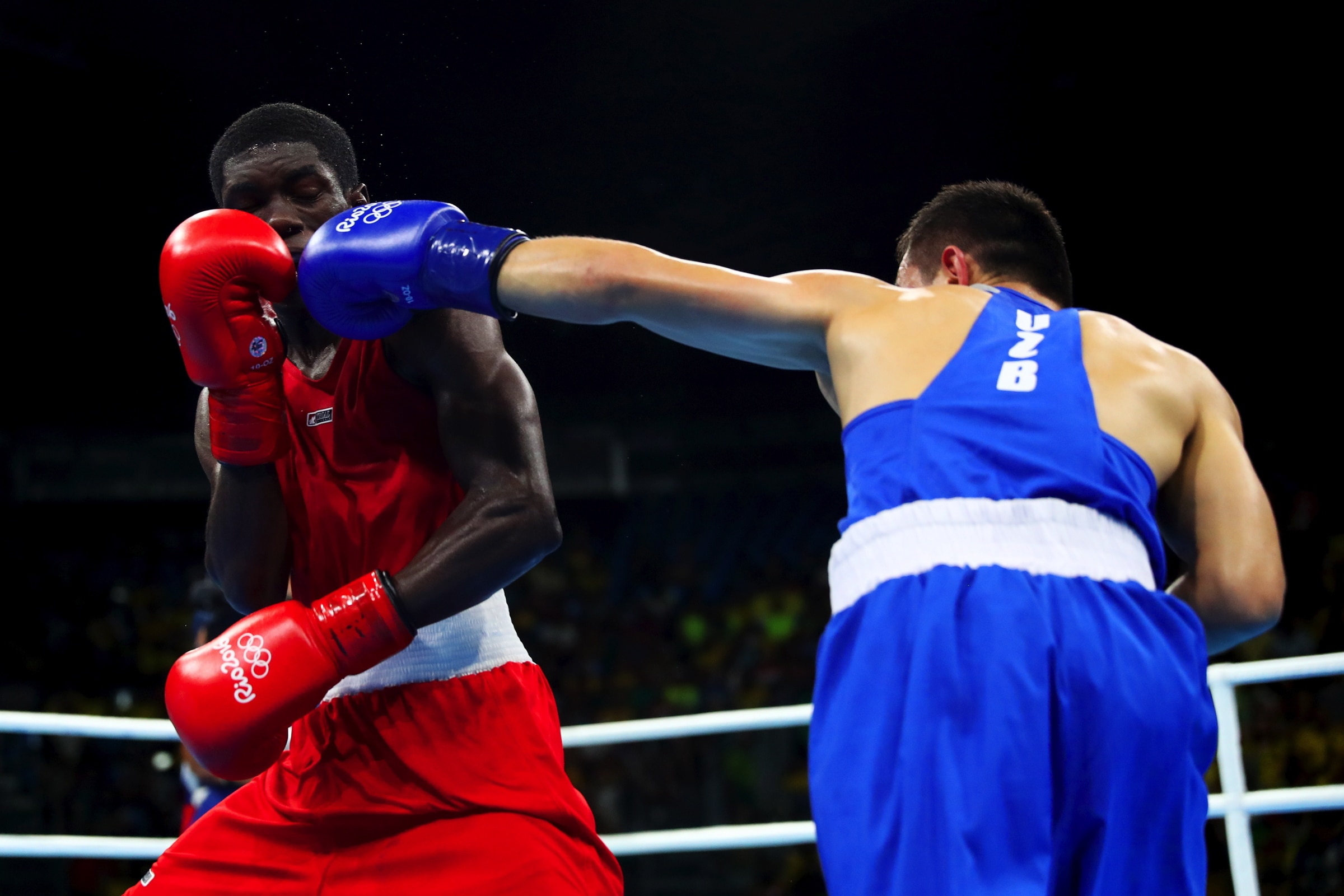 Boxing - 46-49kg Light Fly Weight Men