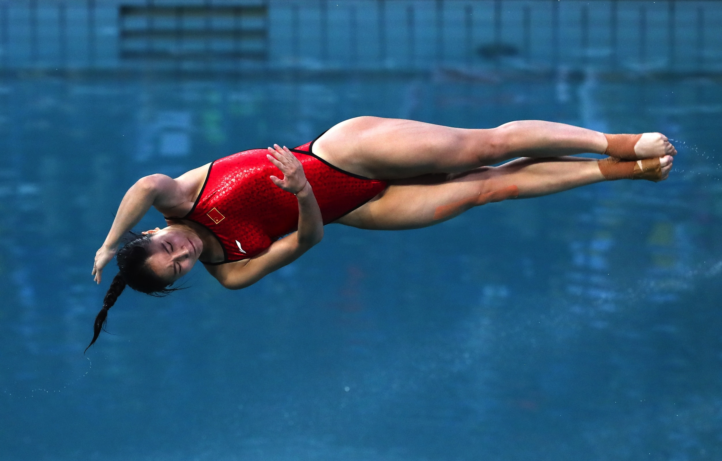 Diving - 3m Springboard Women