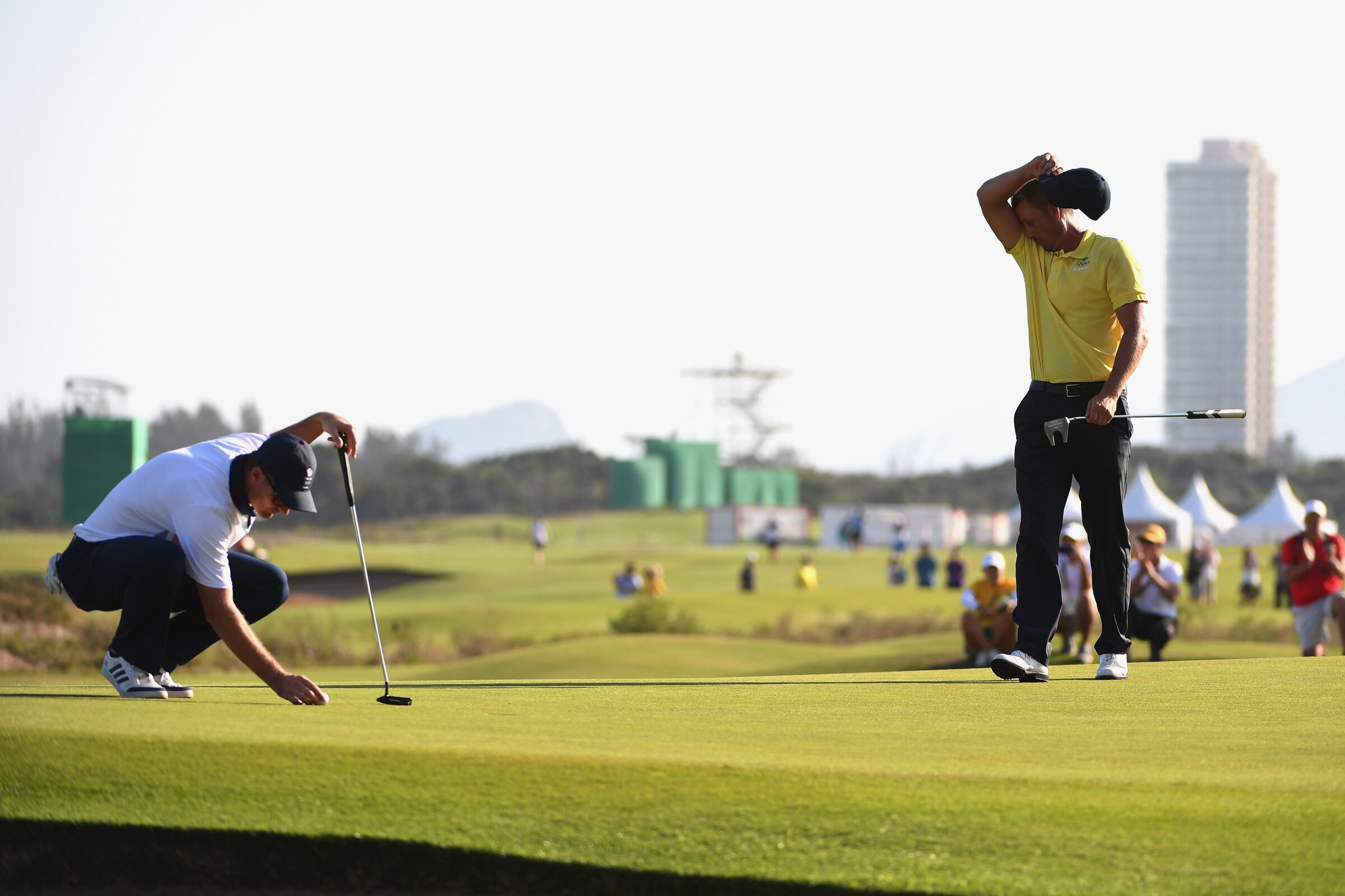 Golf - Stroke Play individuel hommes