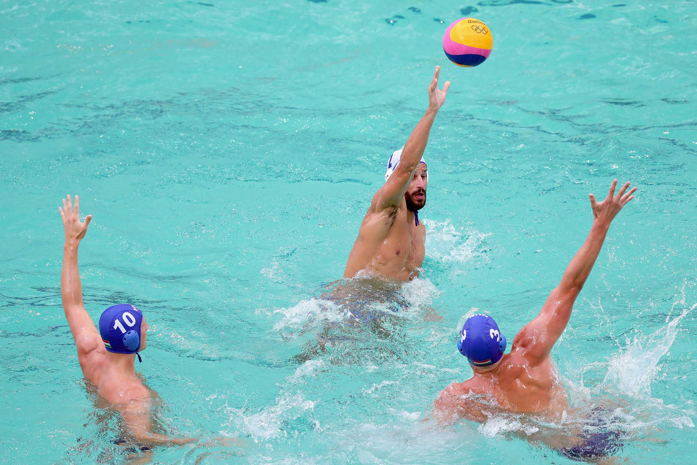 Men's Waterpolo - Preliminary Round - Group A