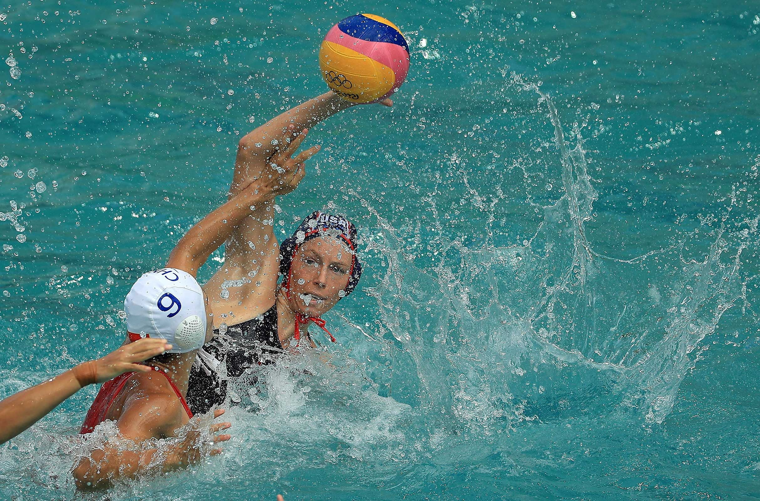 Women's Waterpolo - Preliminary Round - Group B