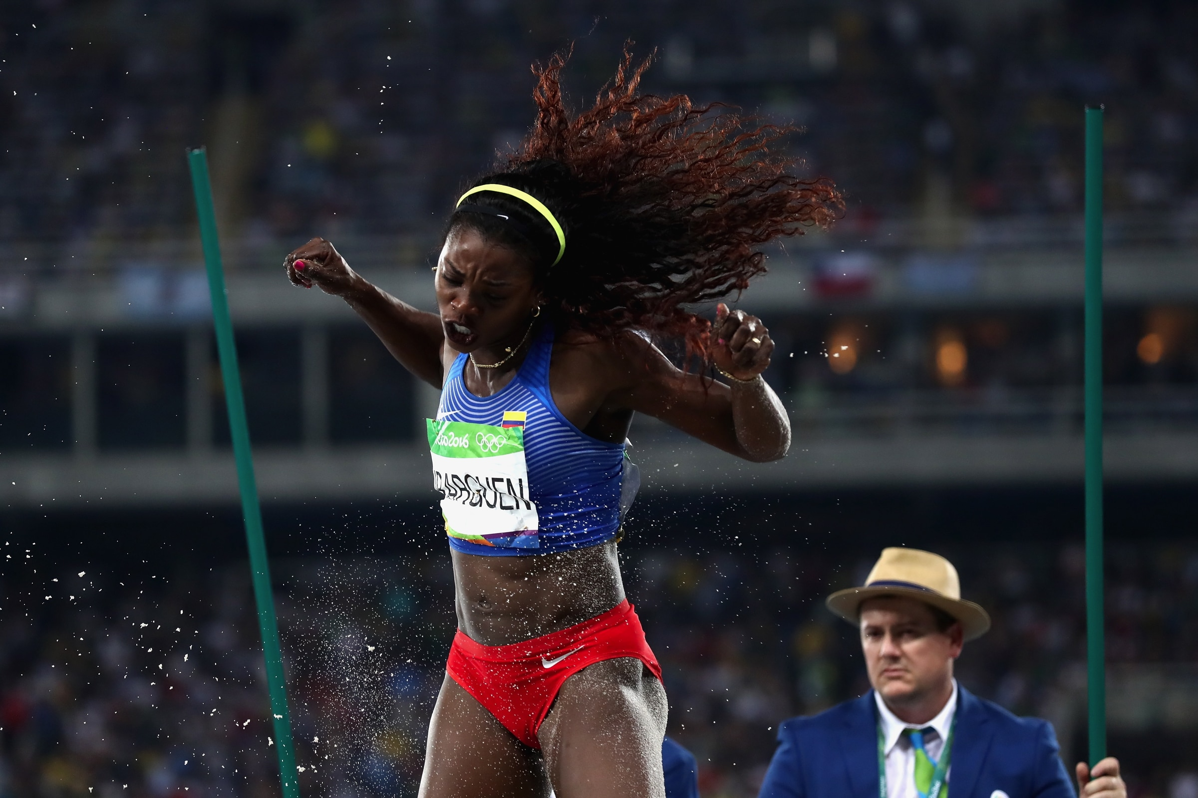 Athletics - Triple Jump Women