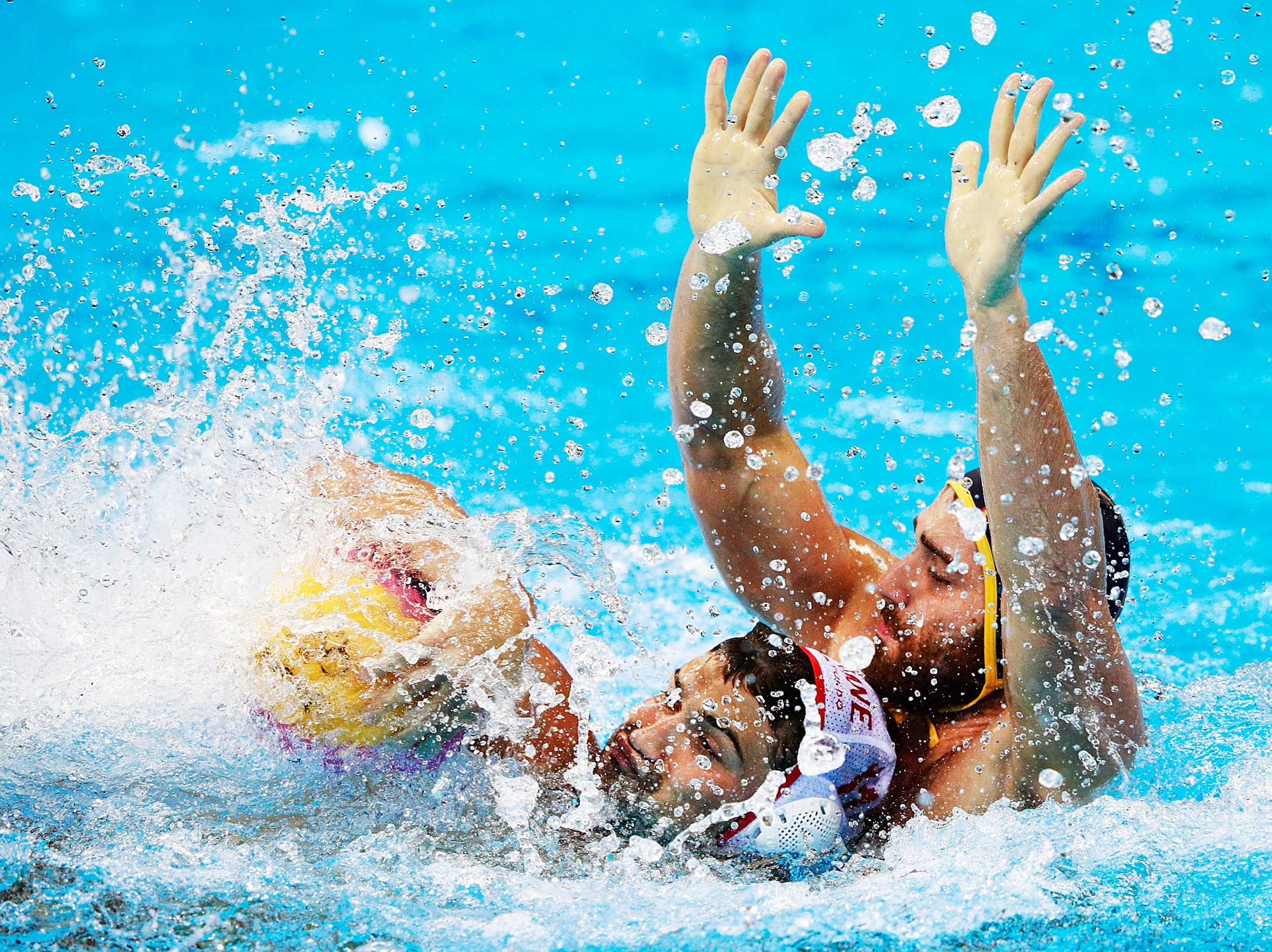 Men's Waterpolo - Preliminary Round - Group B