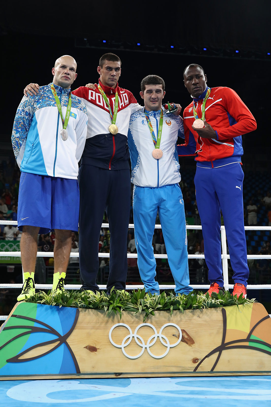 Boxing - 91kg Heavy weight Men