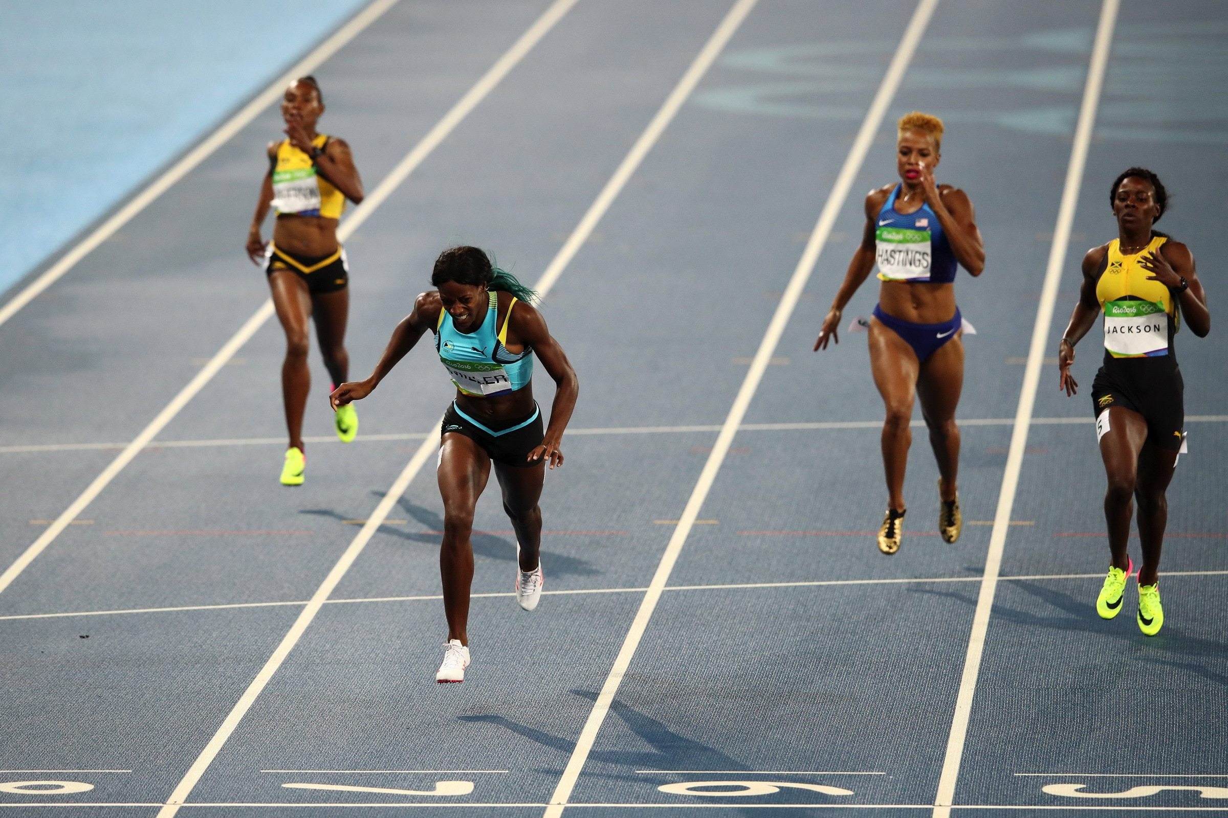 Athletics - 400m Women