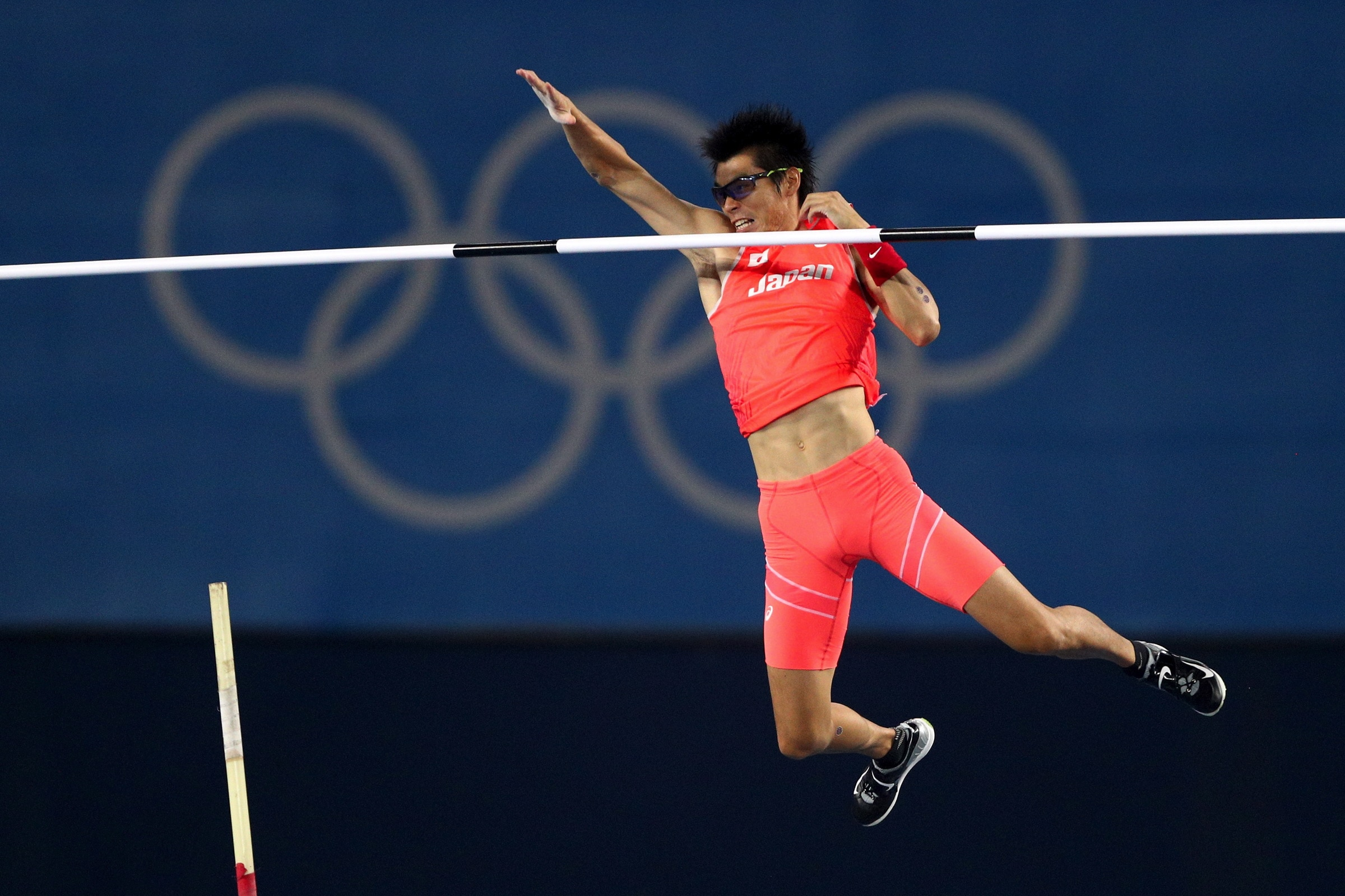 Athletics - Pole Vault Men