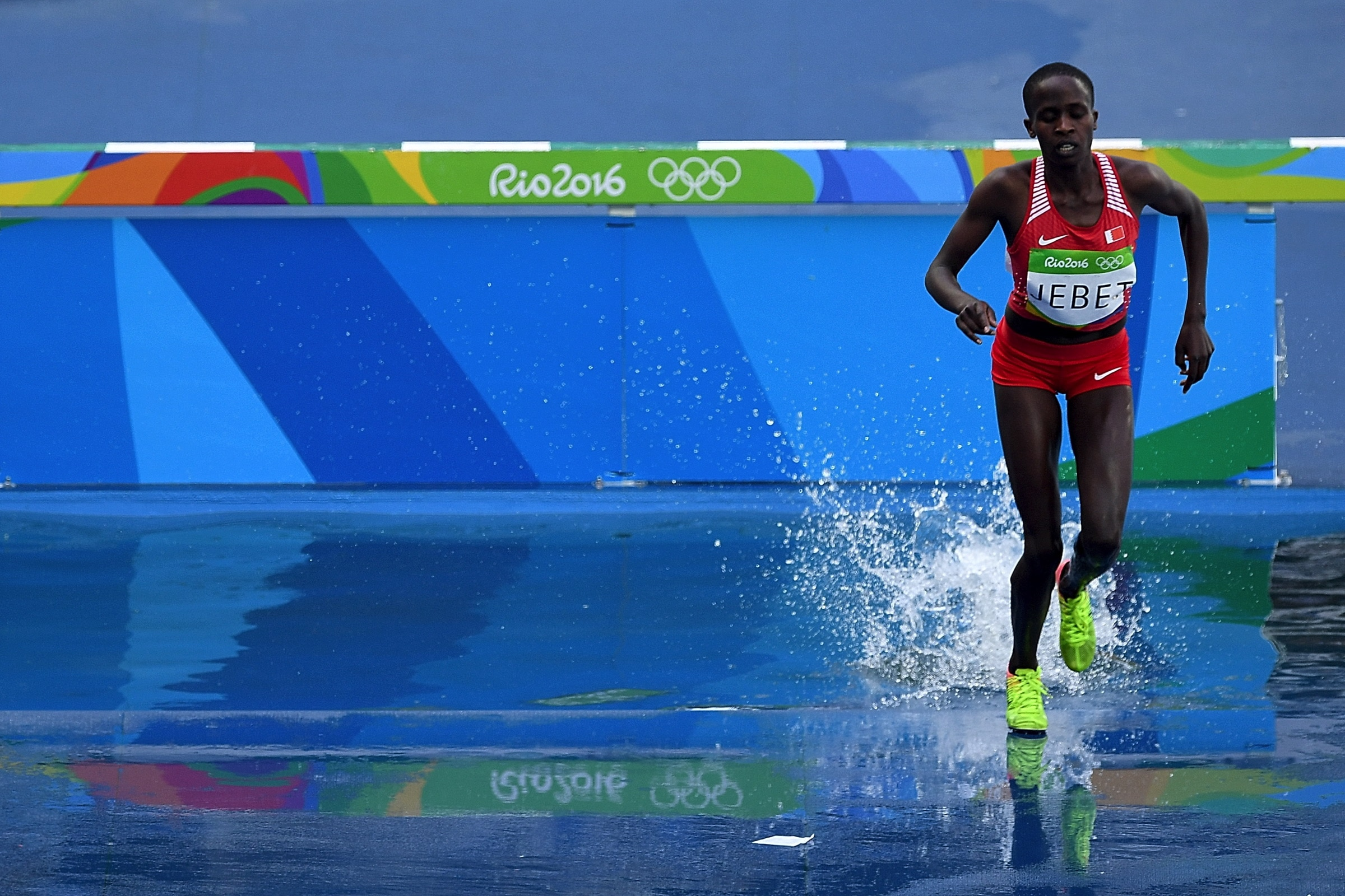 Athletics - 3000m Steeplechase Women