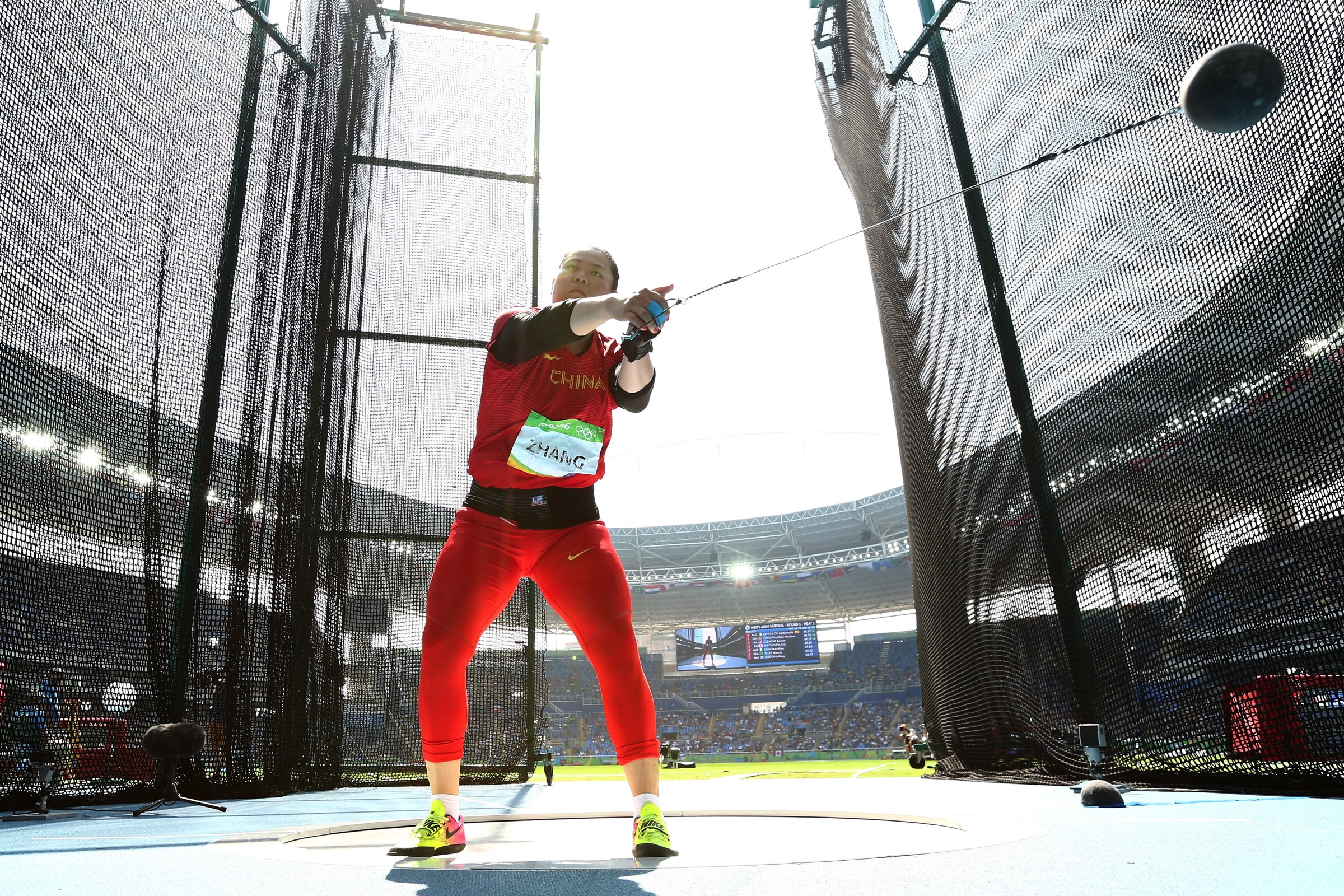 Athletics - Hammer Throw Women