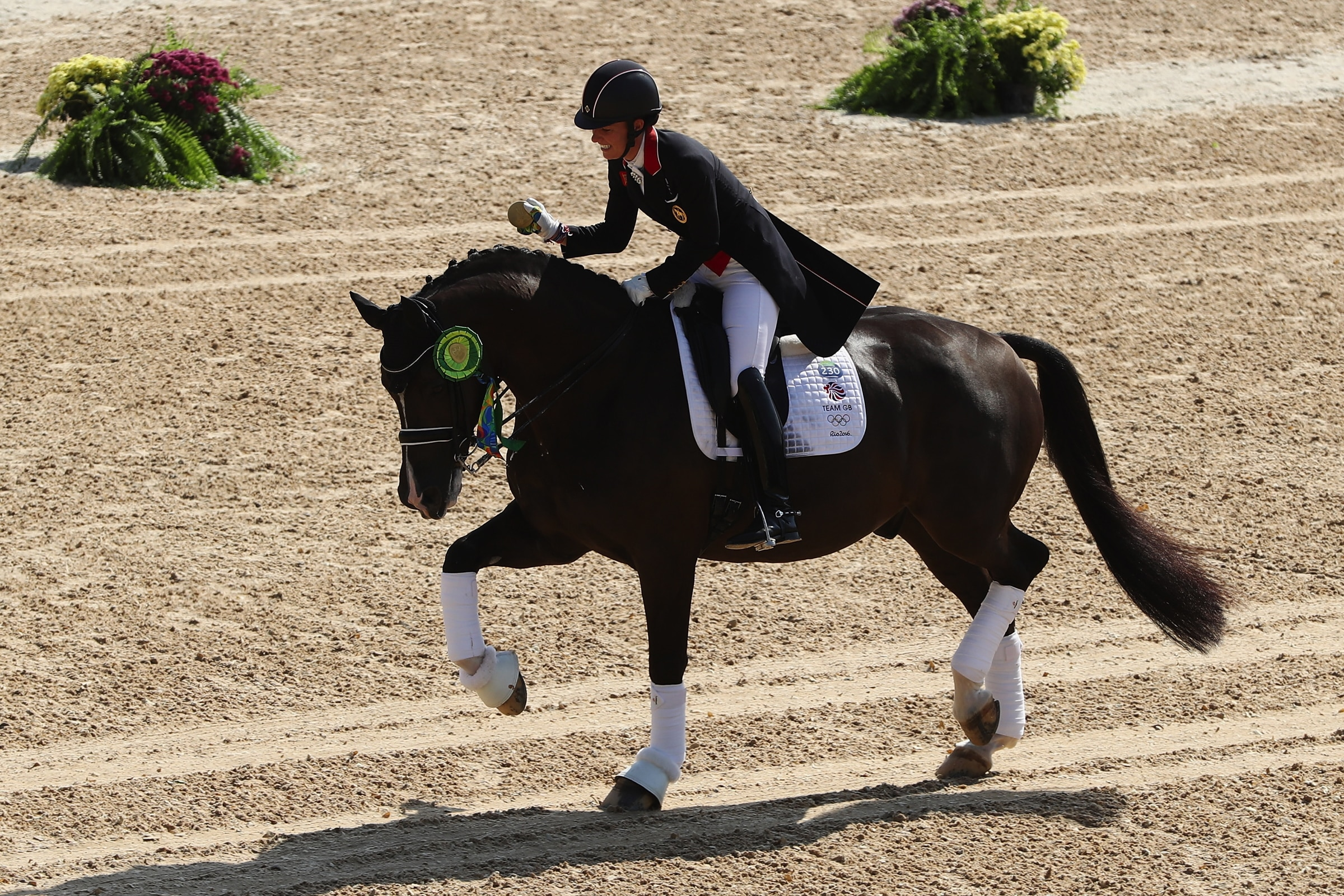 Equestrian Dressage - Individual Grand Prix Freestyle Mixed