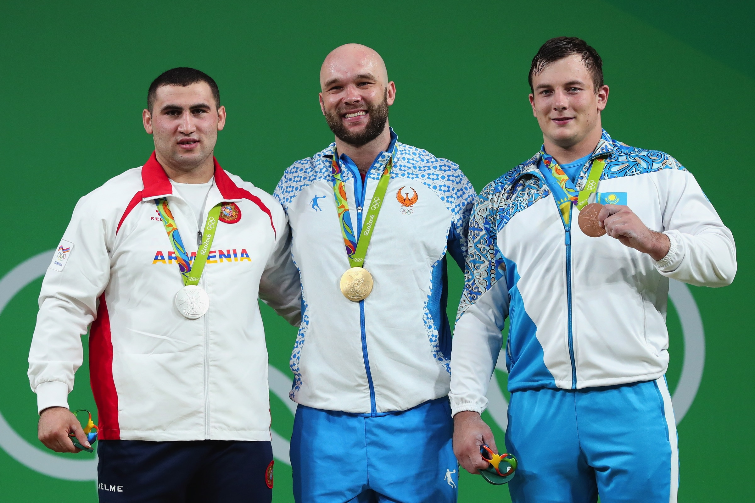 Weightlifting - Men's 105kg