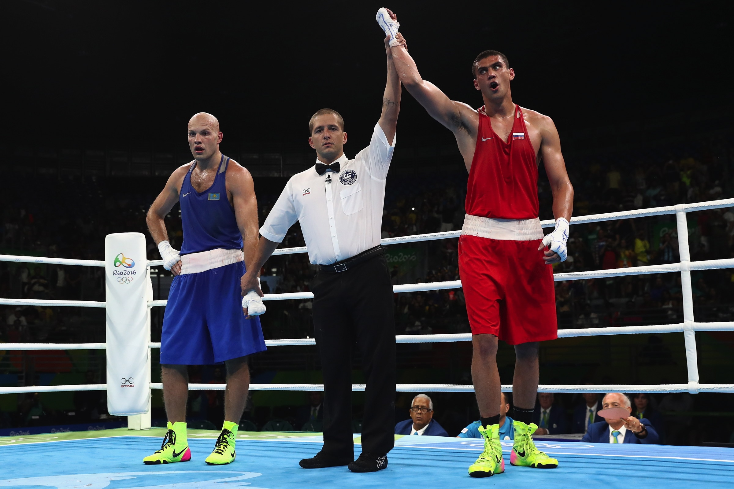 Boxing - Up to 91 Kg (Heavy Weight) Men