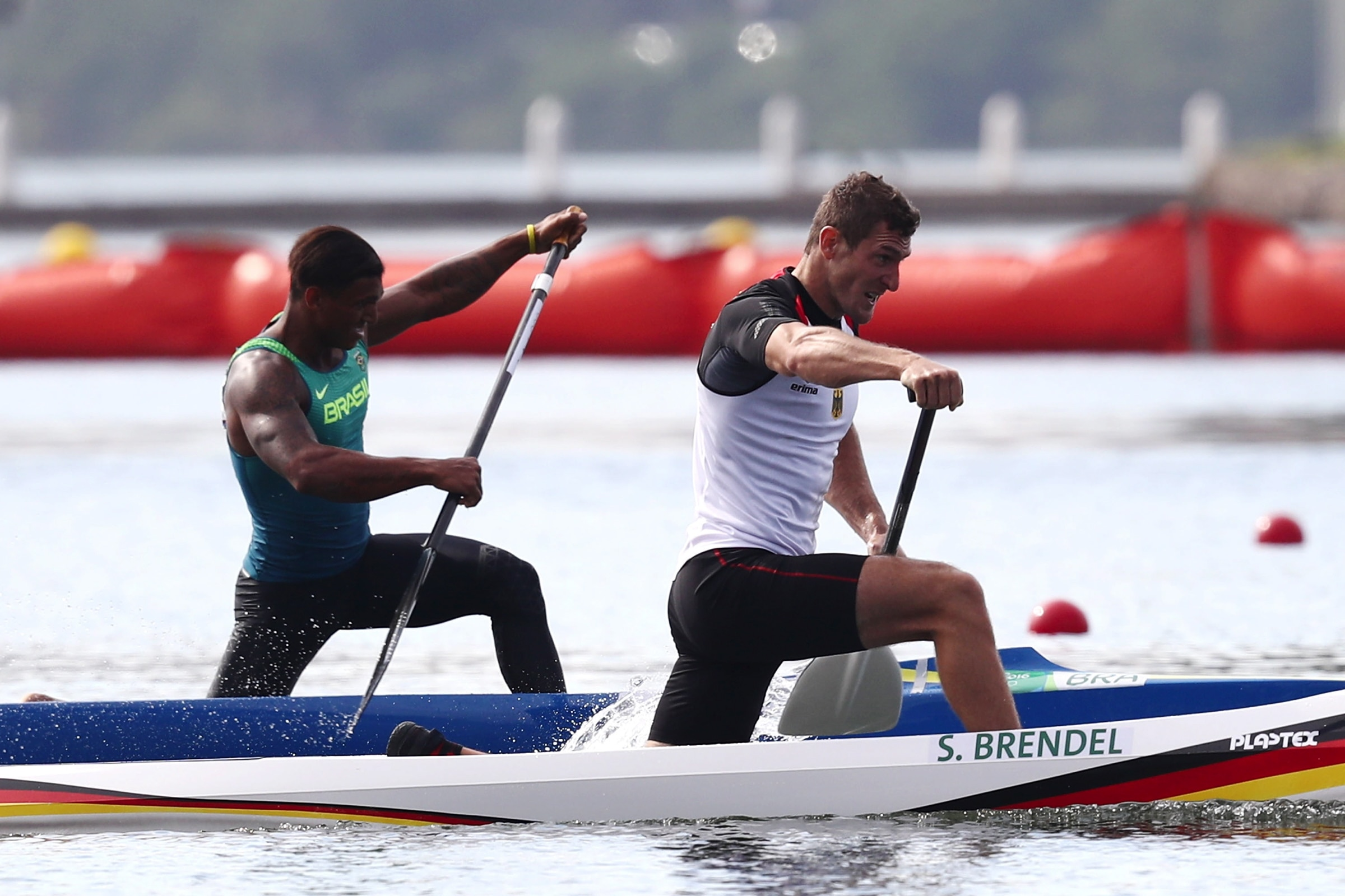 Canoe Sprint - 1000m Single Men