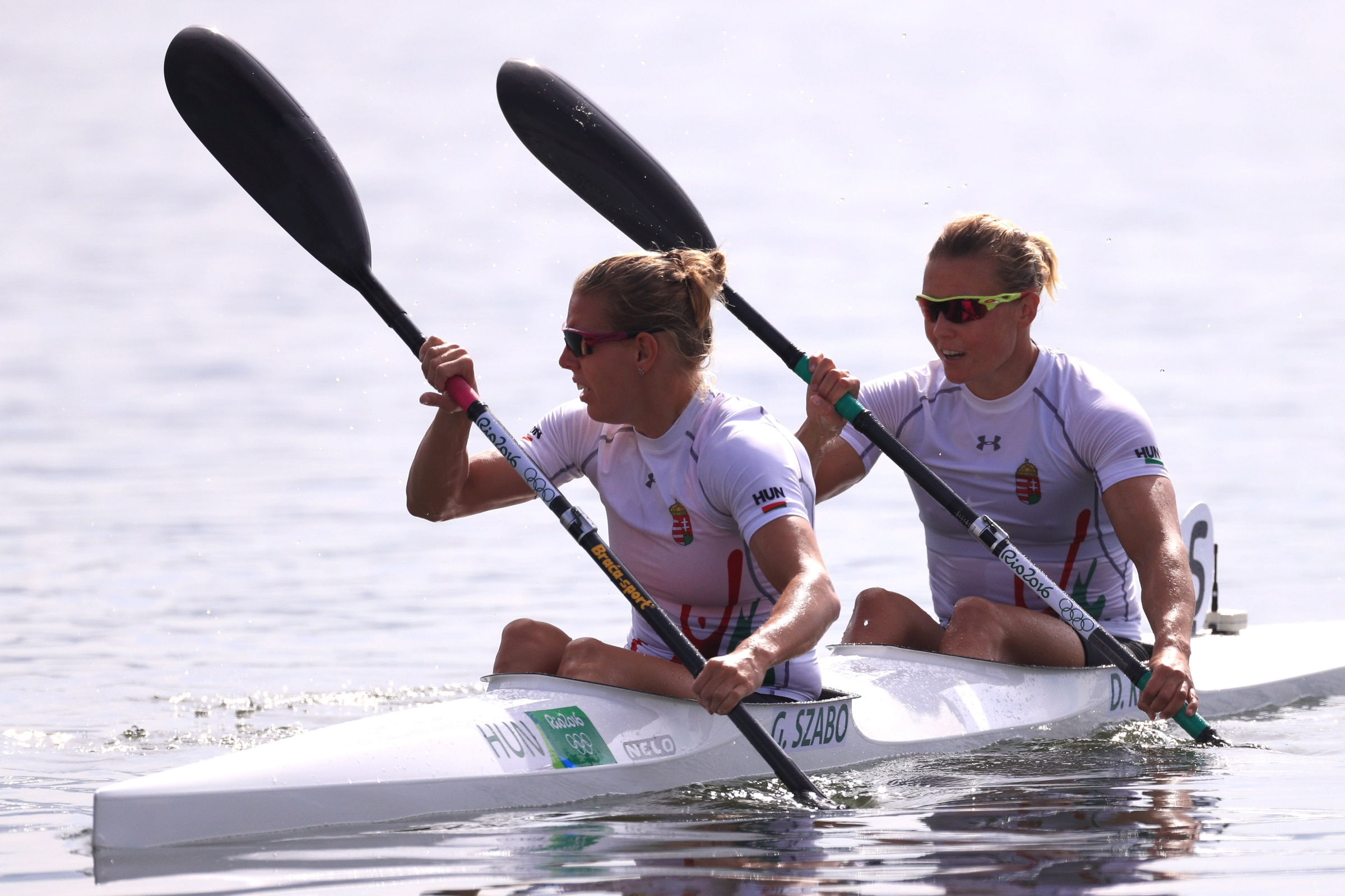 Canoe Sprint - Kayak Double 500m Women