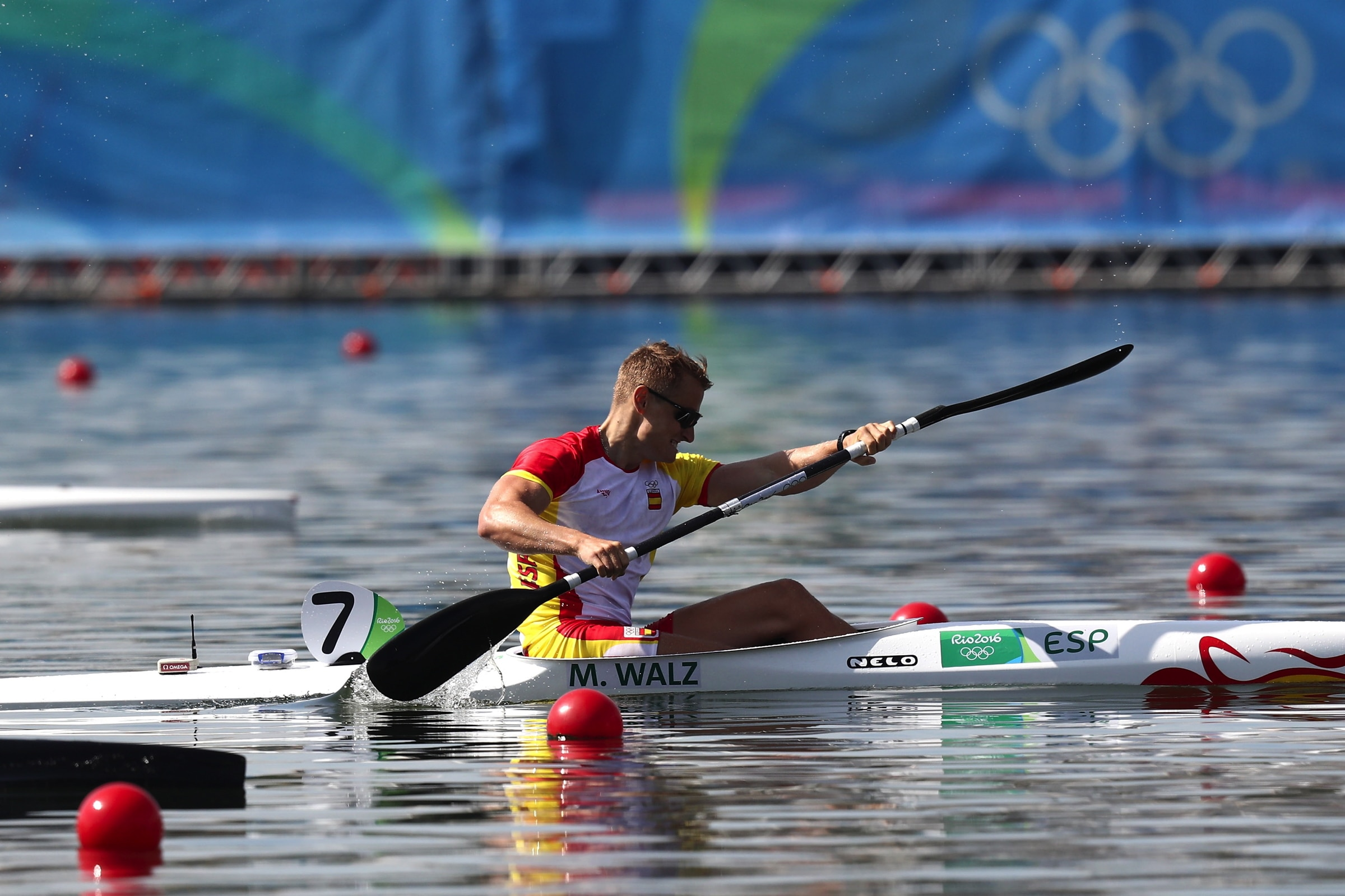 Canoe Sprint - Kayak Single 1000m Men