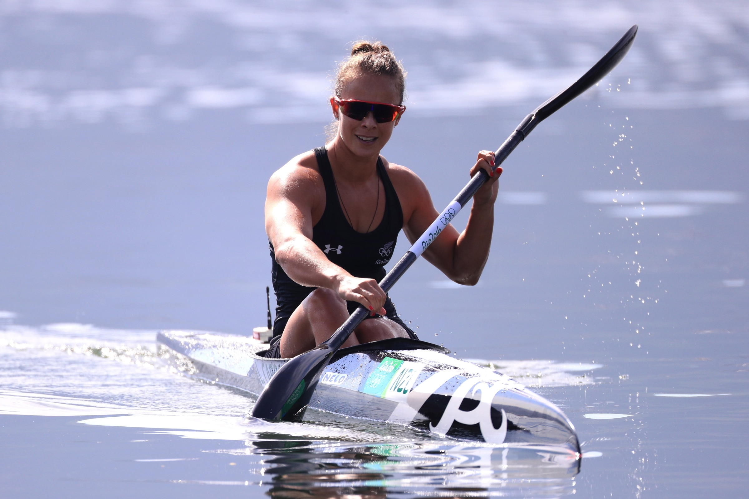 Canoe Sprint - Kayak Single 200m Women