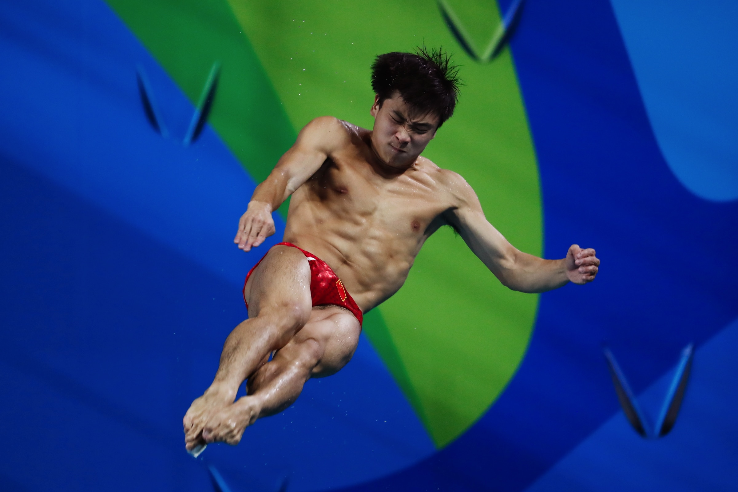 Diving - 3m Springboard Men